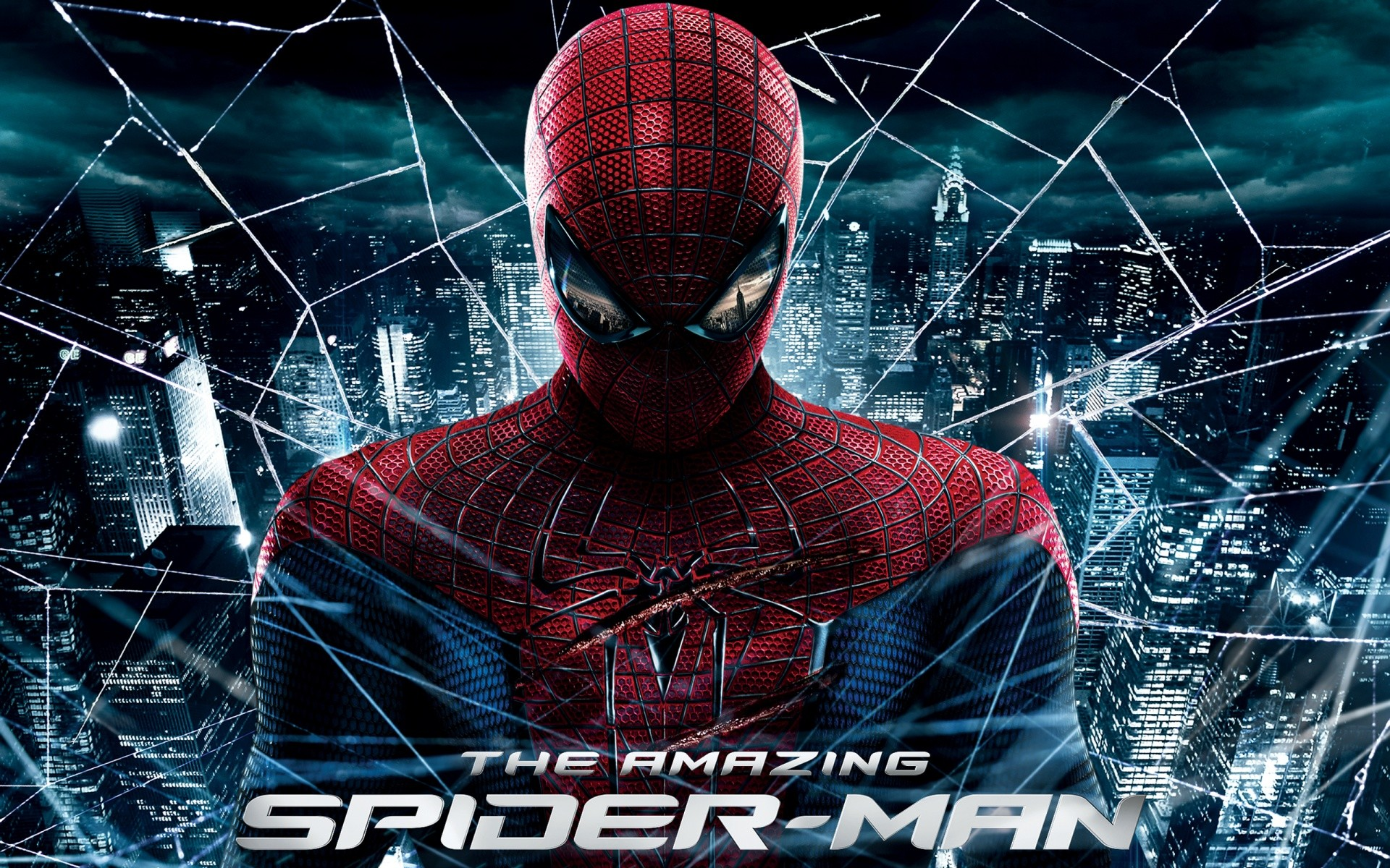 1920x1200 The new, Amazing Spider-man suit HD Wallpaper | Hintergrund |  |  ID:280472 - Wallpaper Abyss