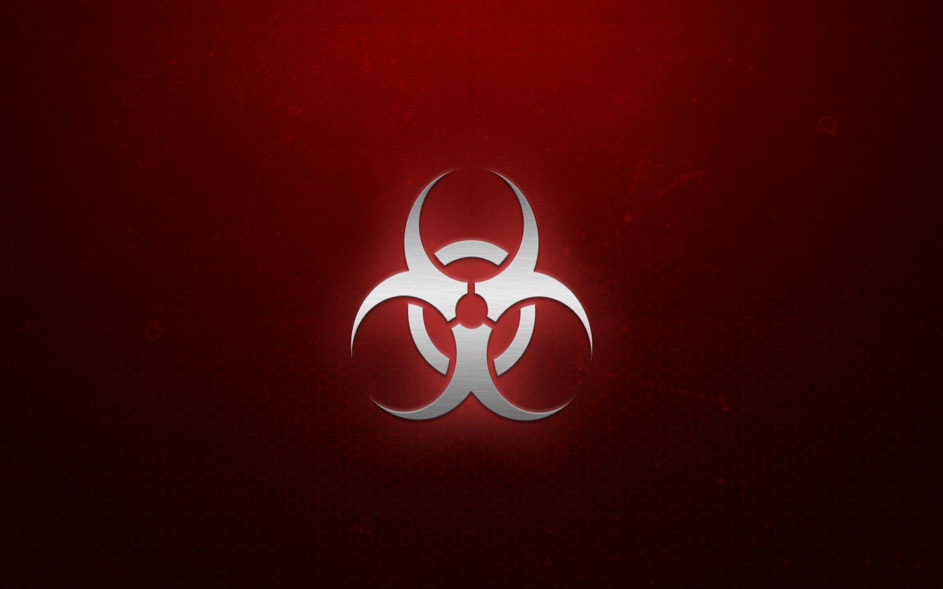 1920x1200 Biohazard Symbol Wallpaper for Desktop.