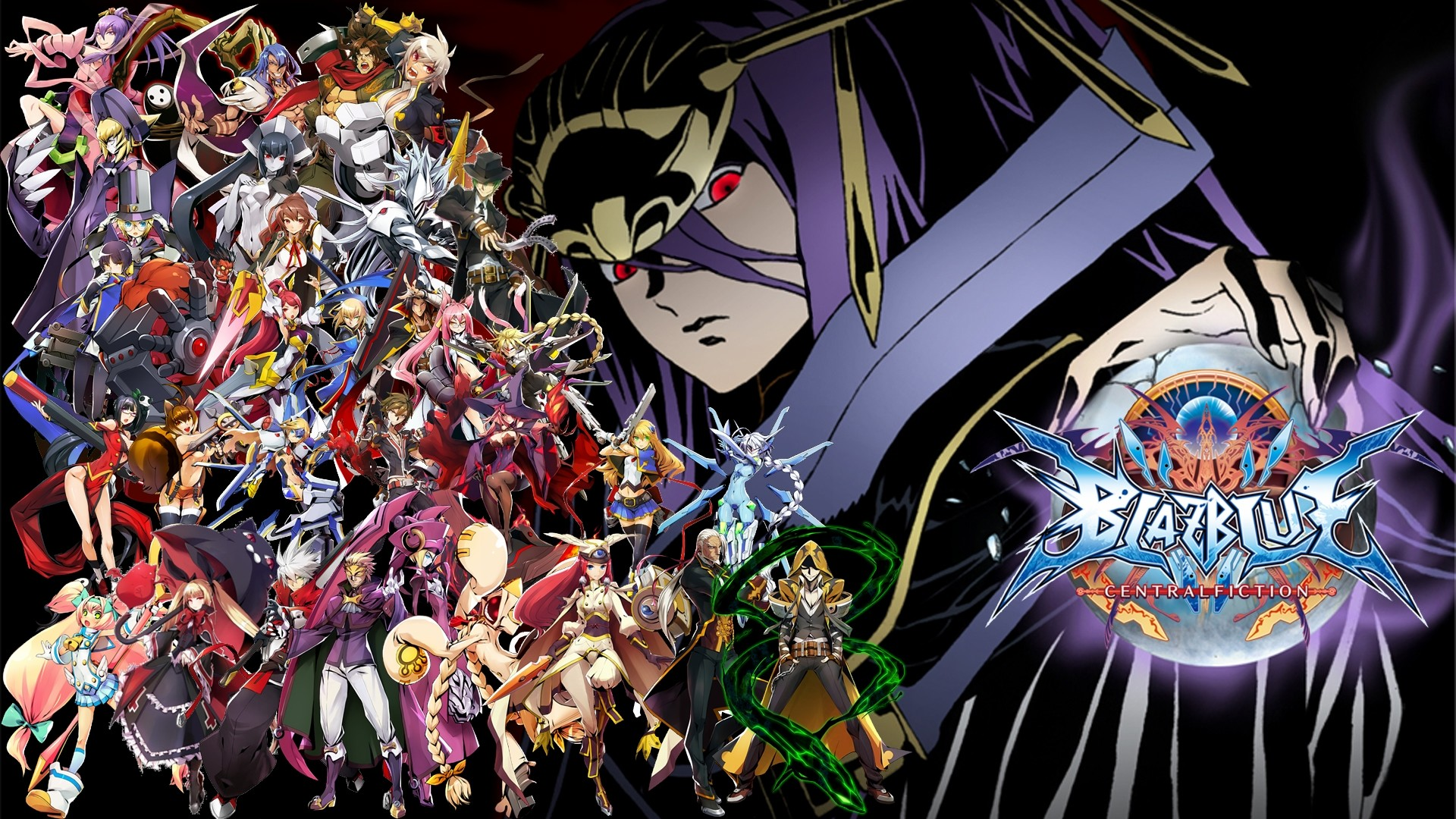 1920x1080 Video Game - BlazBlue Centralfiction Wallpaper