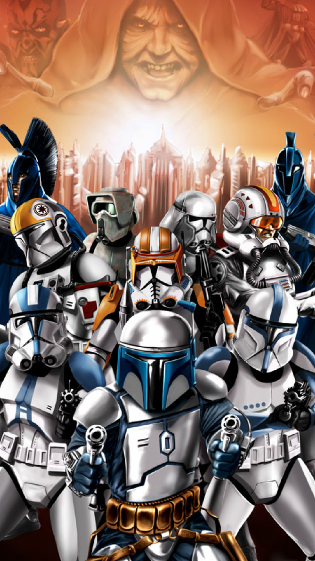 Star Wars the Clone Wars Wallpapers (63+ images)