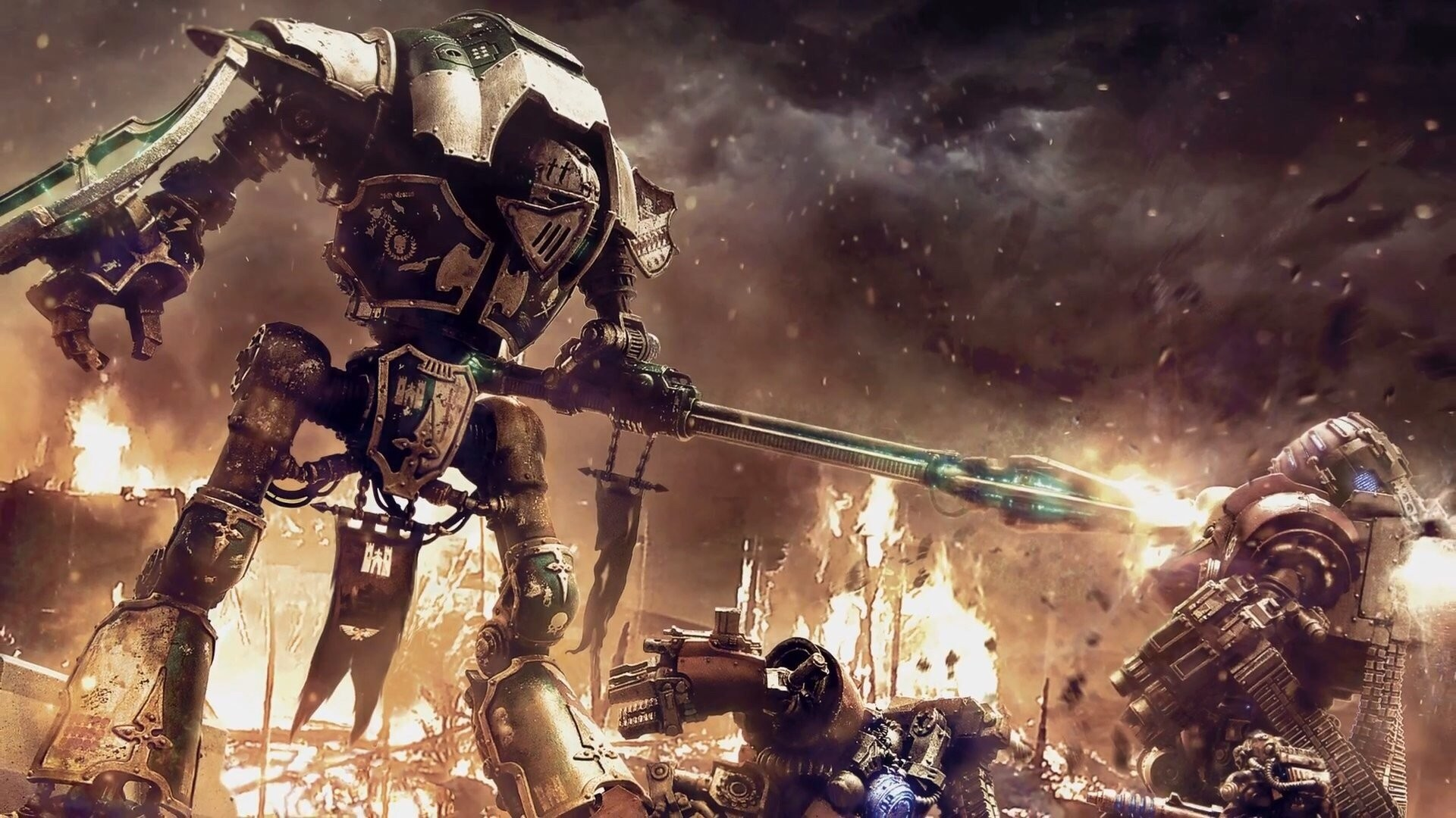 1920x1080 Top Comment. Warhammer 40k Wallpapers.