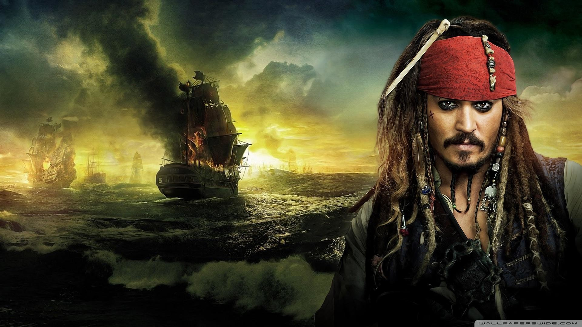 Pirates Of The Caribbean Wallpapers 72 Images