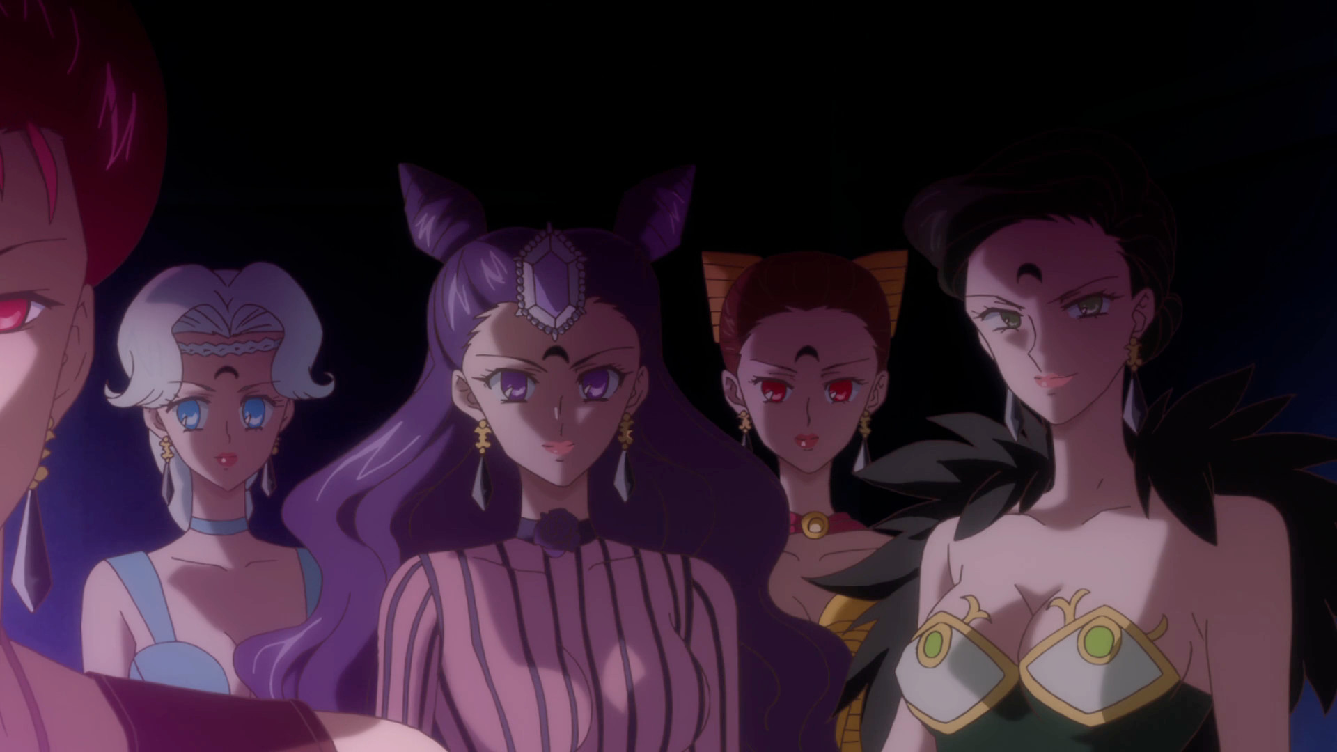 1920x1080 Image result for sailor moon crystal shitennou | sailor moon | Pinterest |  Sailor moon and Sailor moon crystal