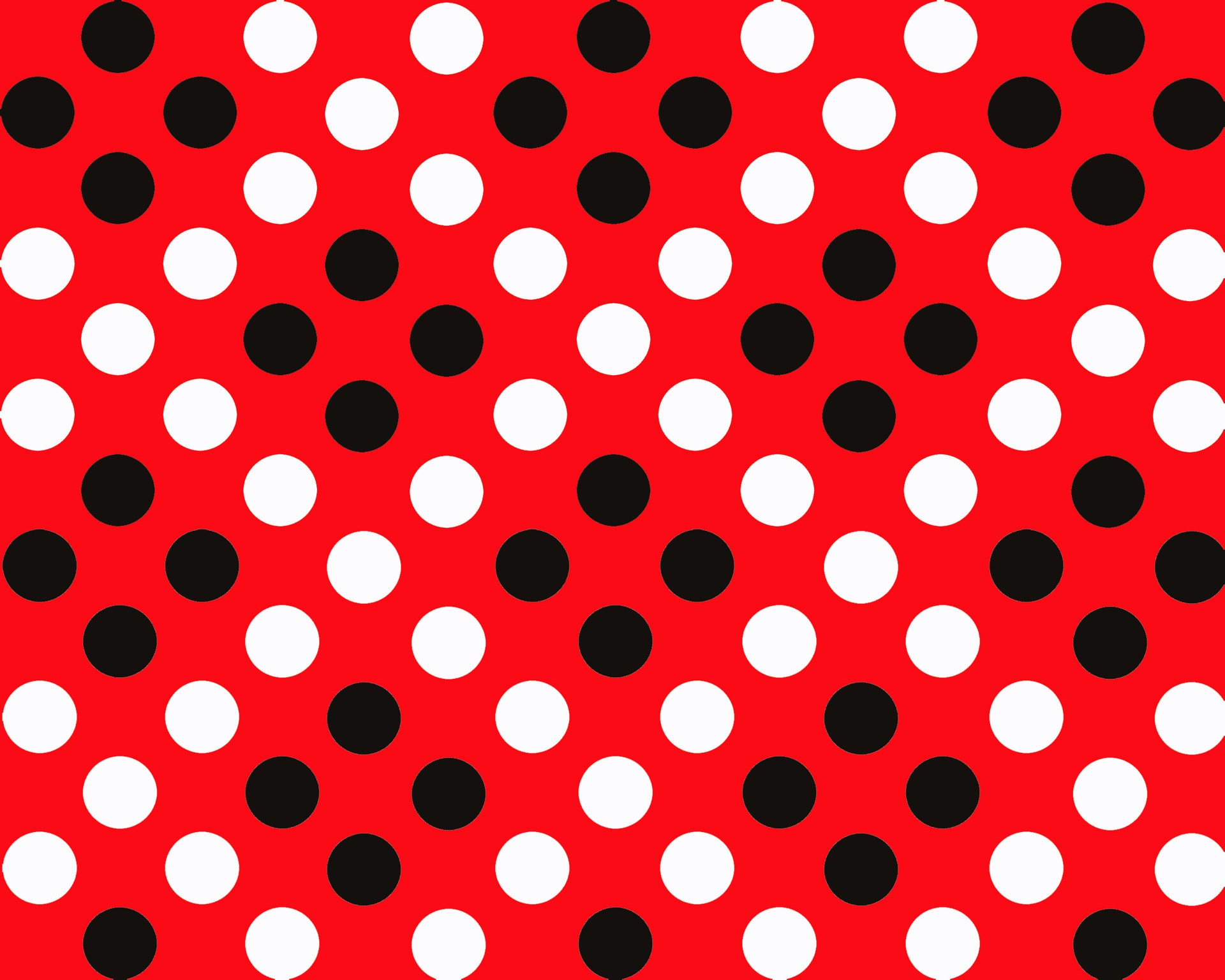 1920x1536 Black And White Polka Dot Wallpaper - Wallpapers HD Fine