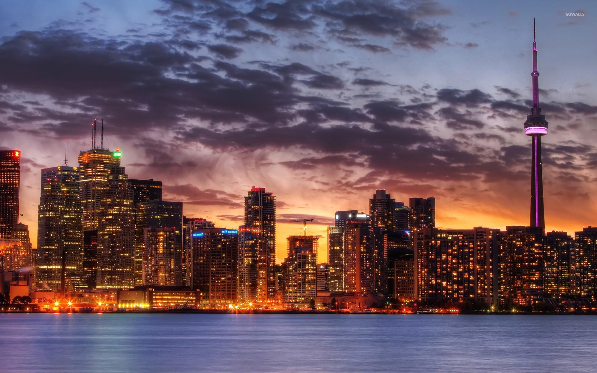 Toronto Skyline Wallpaper 61 Images