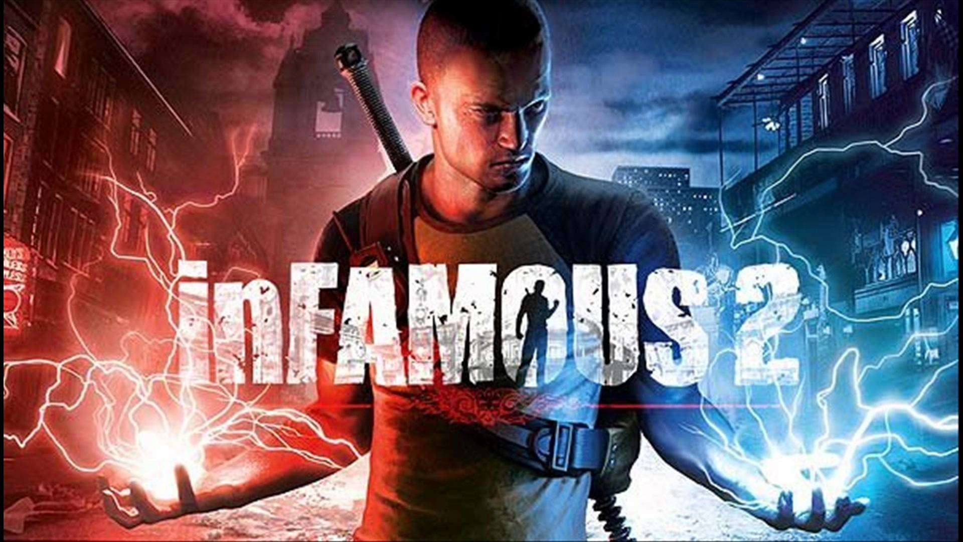 1920x1080 Infamous 2 Soundtrack - Cole Vs Nix - YouTube