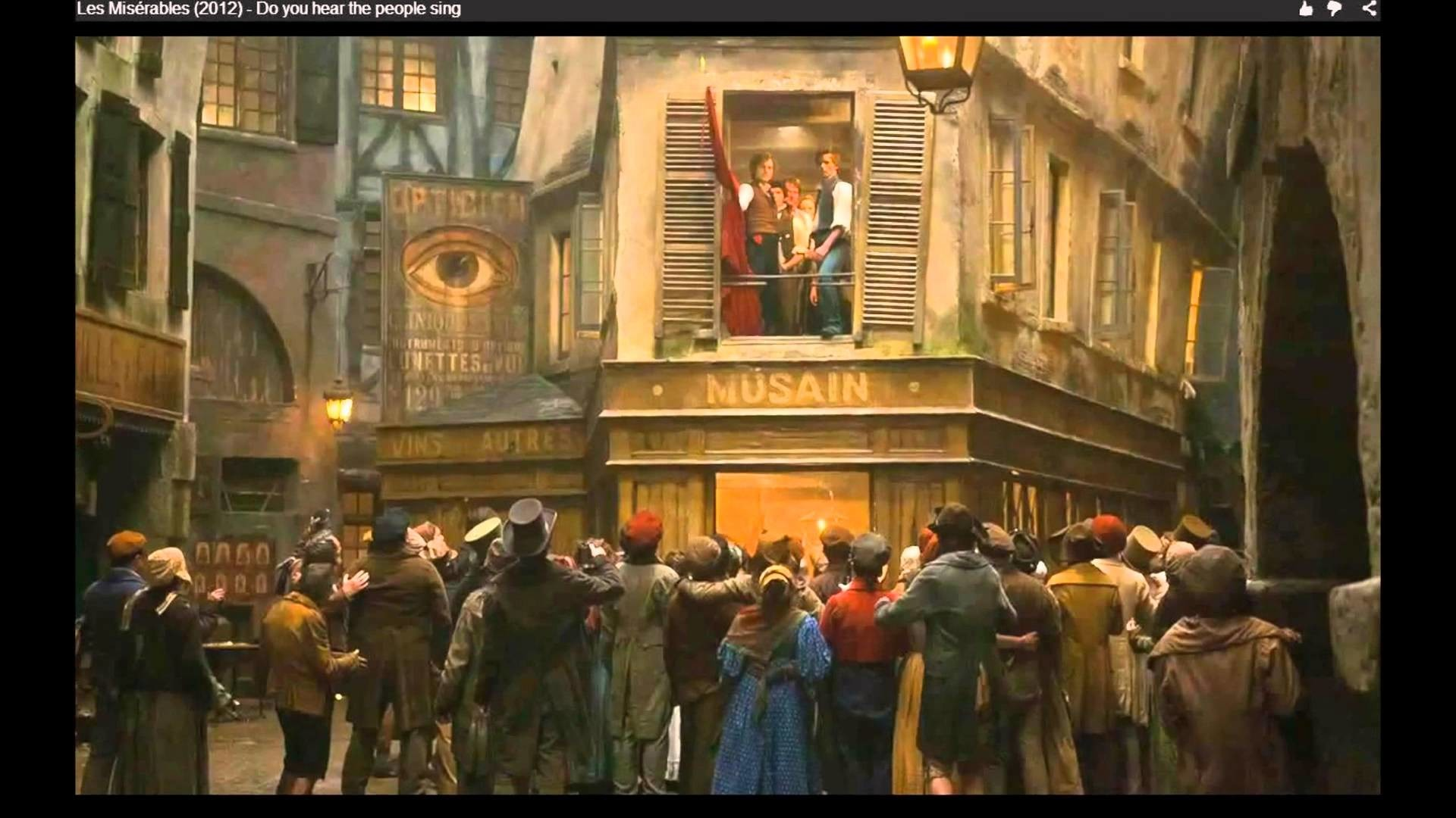 1920x1080 Freemason Conspiracy evidence!! 2013 Must Watch!!! Mason Symbols in Les  Miserables