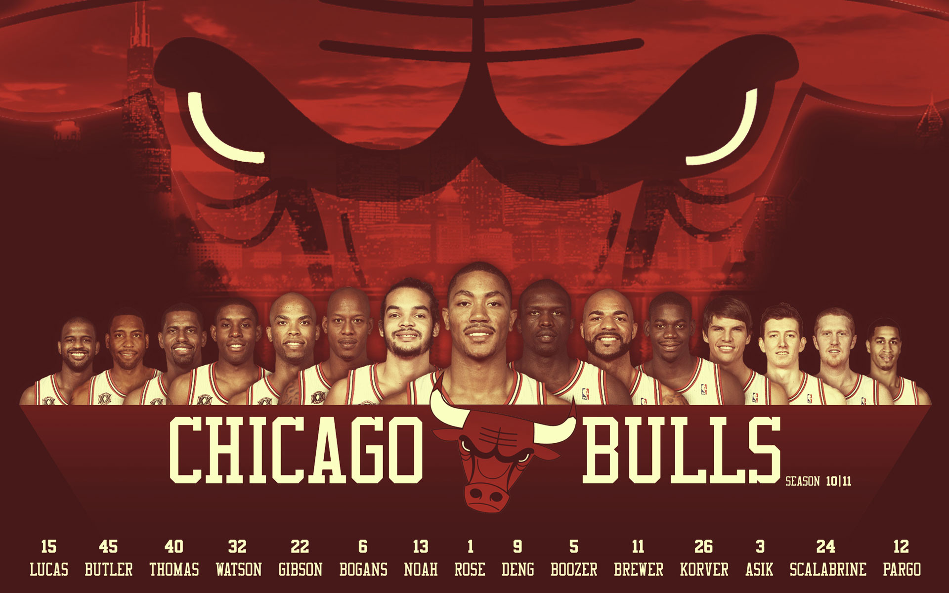 1920x1200 tags chicago bulls basketball full hd bulls team chicago date 14 09 07 .