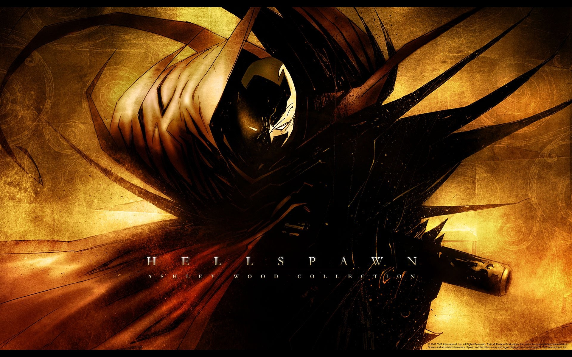 Hell spawn wallpaper 69 images 1920x1200 superhero from hell spawn comics wallpapersvol02 19201200 voltagebd Images