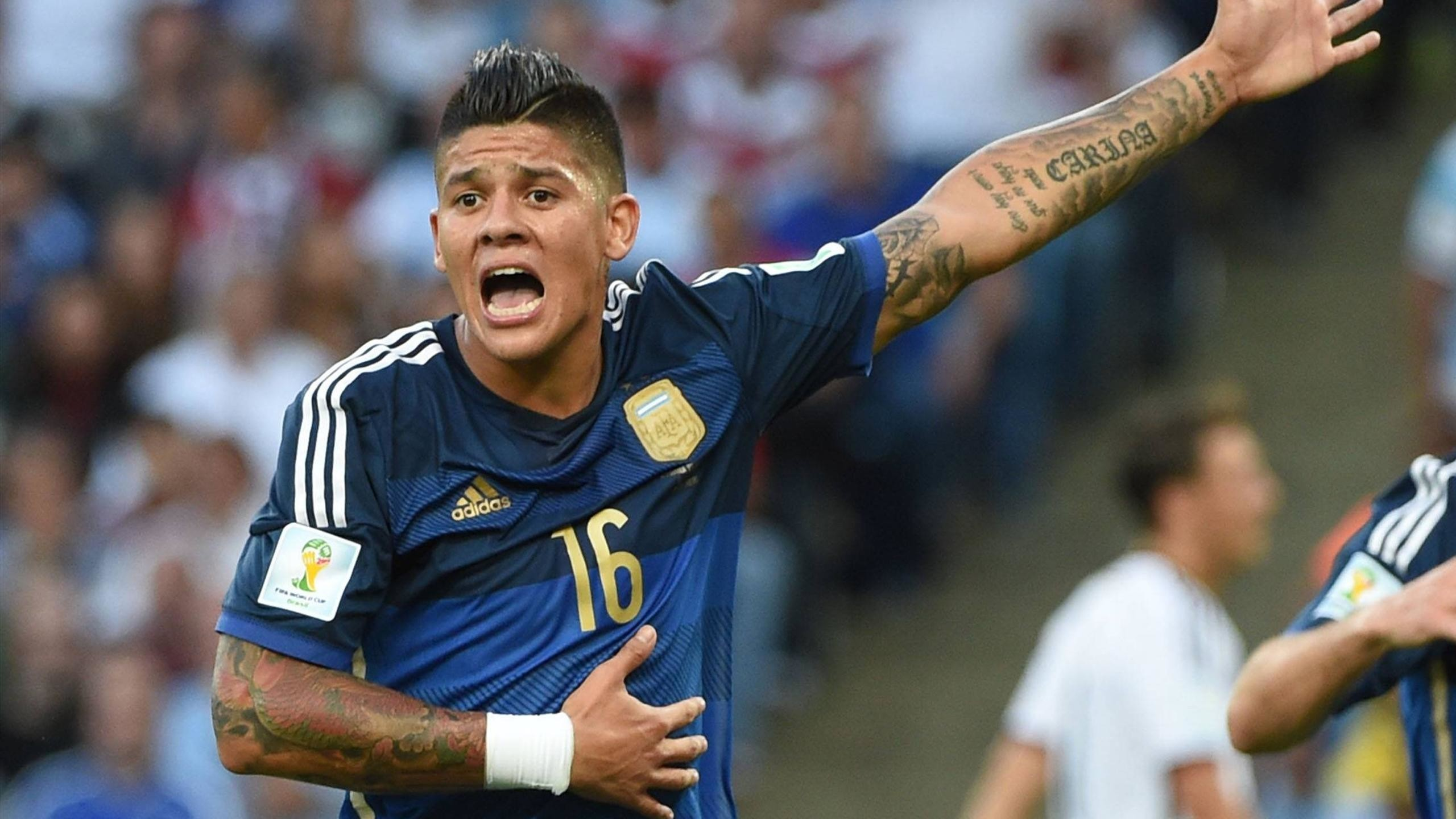 Marcos Rojo Wallpapers (78+ Images