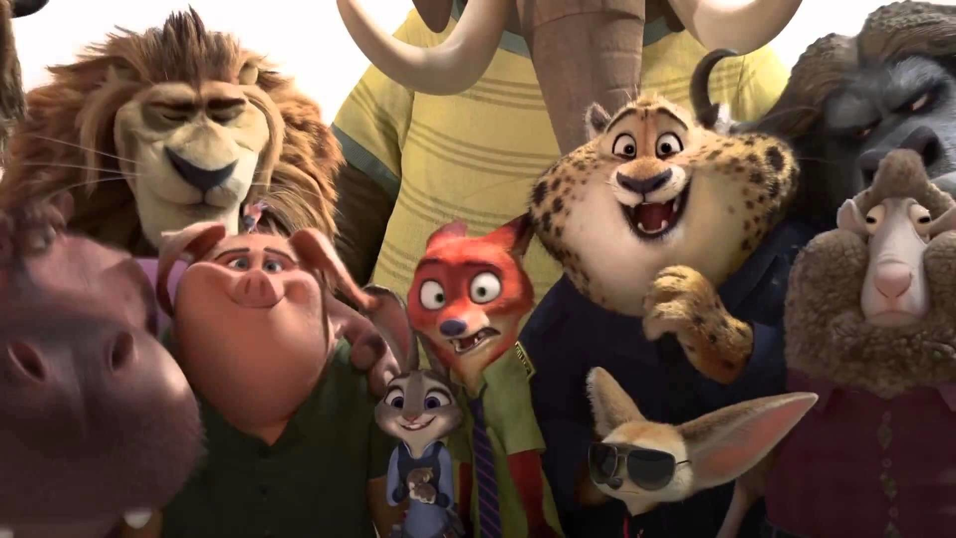 1920x1080 Zootopia (2016) - Images in movies HD