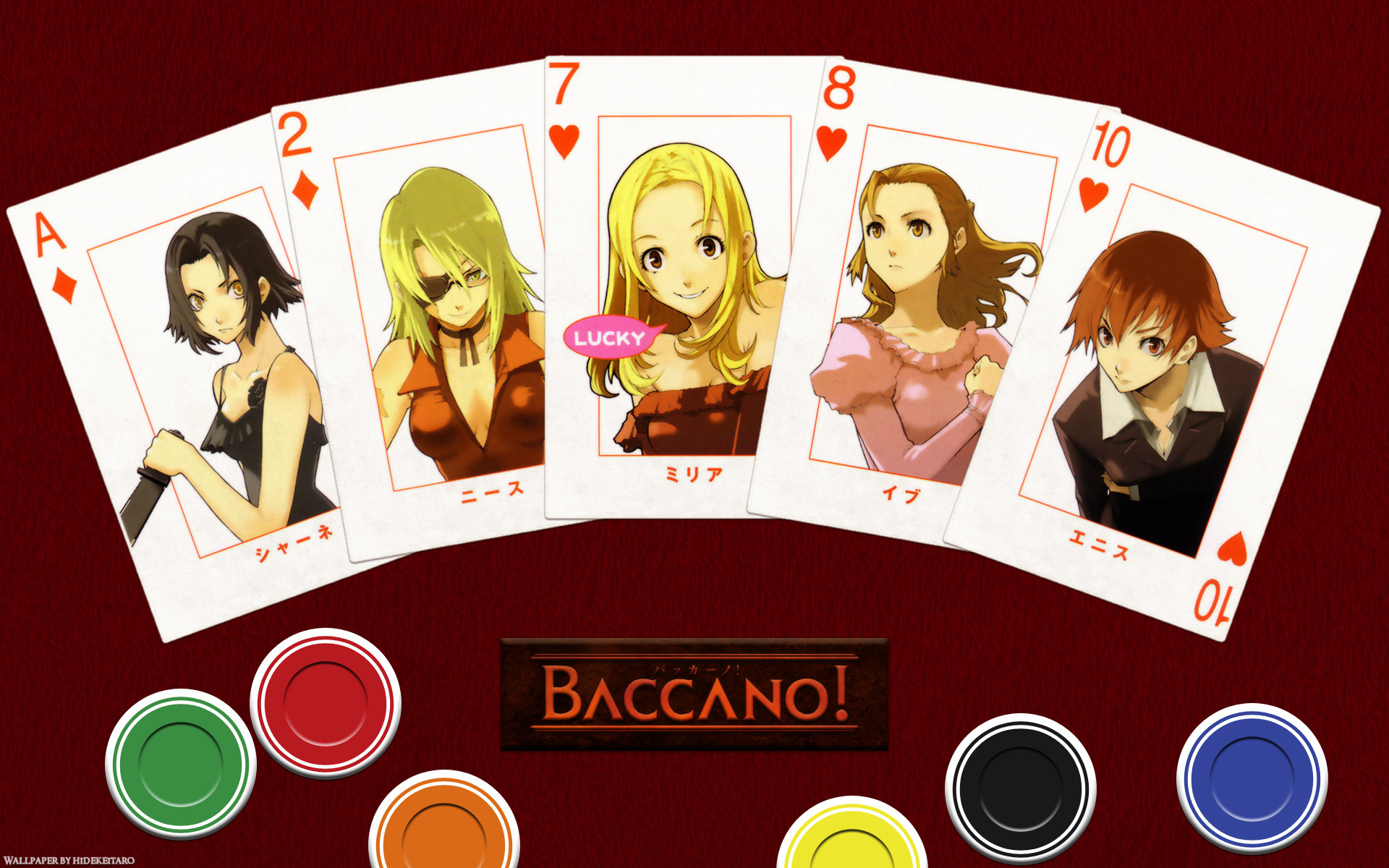 1920x1200 View Fullsize Baccano! Image