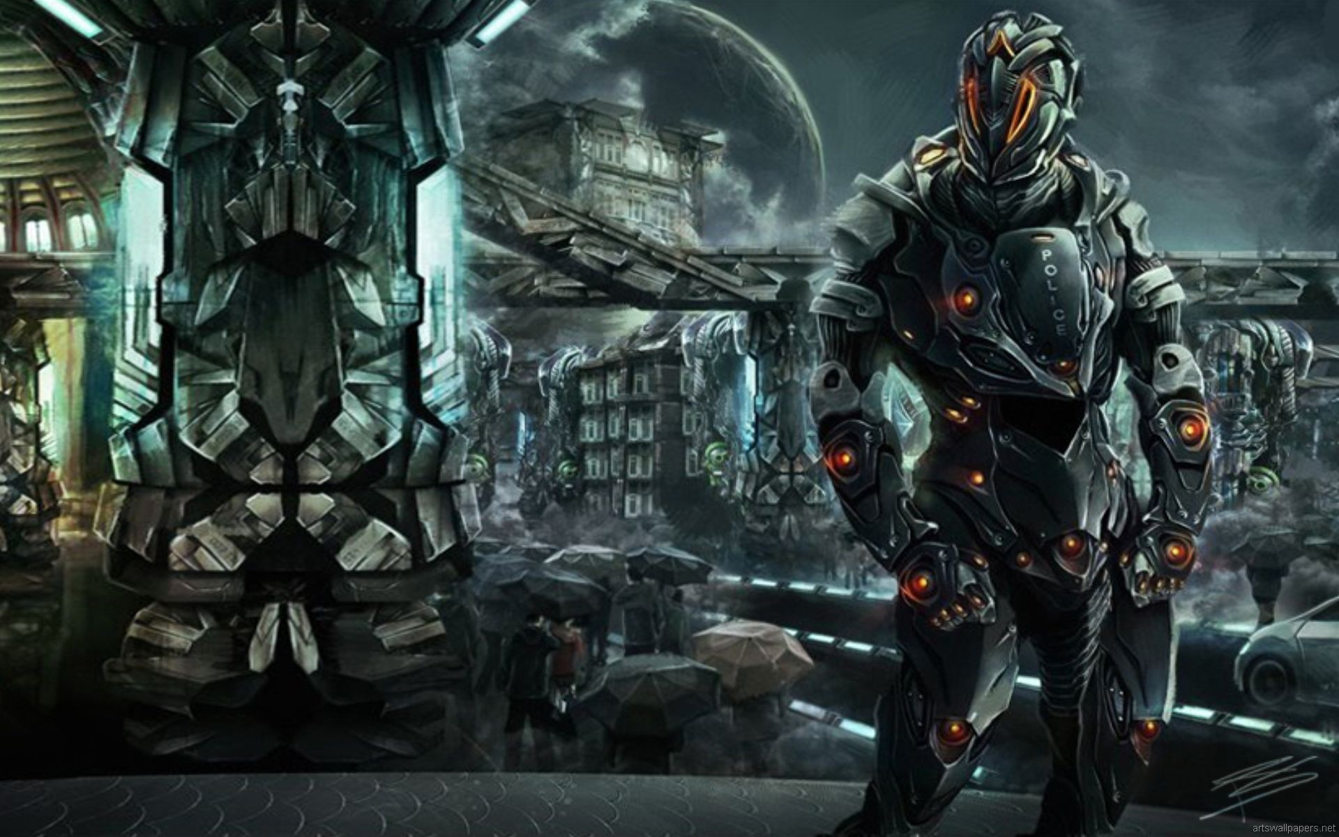 1920x1200 Download wallpapers download 1680x1050 science fiction wallpaper .