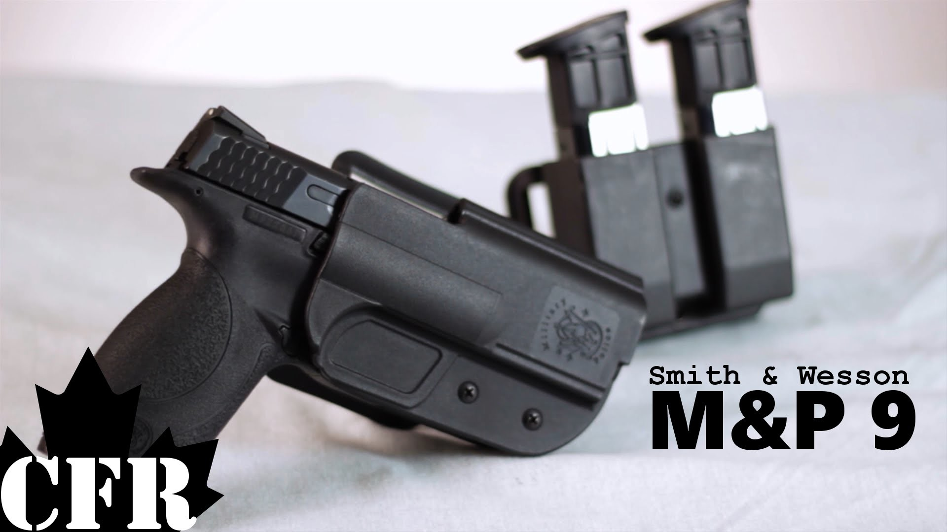 1920x1080 Smith & Wesson M&P 9mm Review