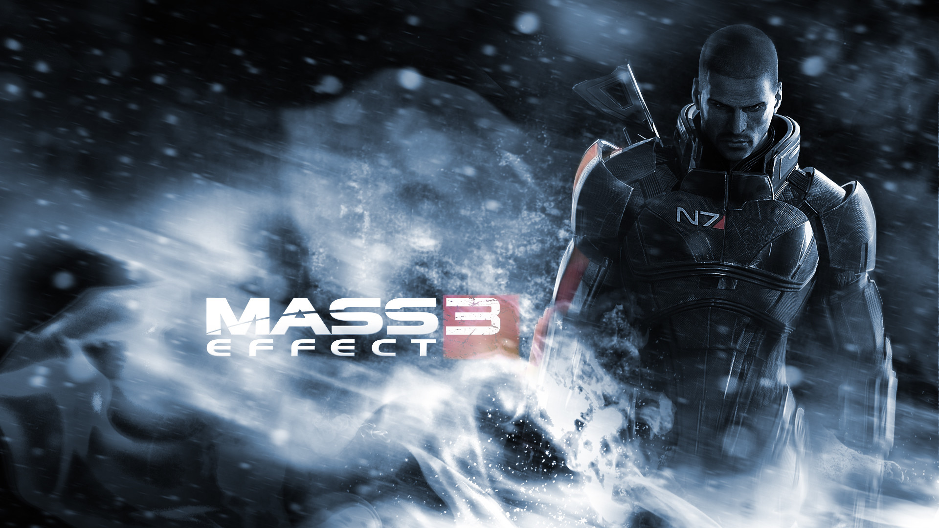 Mass Effect Legion Wallpaper 1920x1080