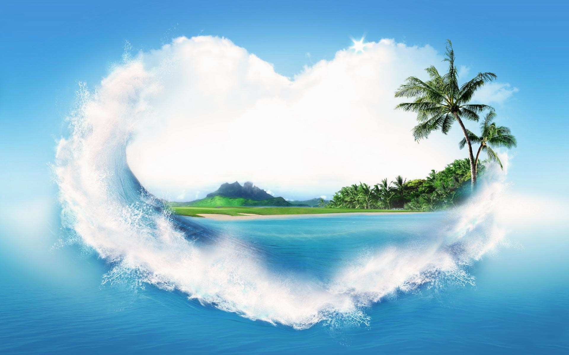 1920x1200 wallpaper.wiki-Love-cloud-nature-cool-wallpaper-PIC-