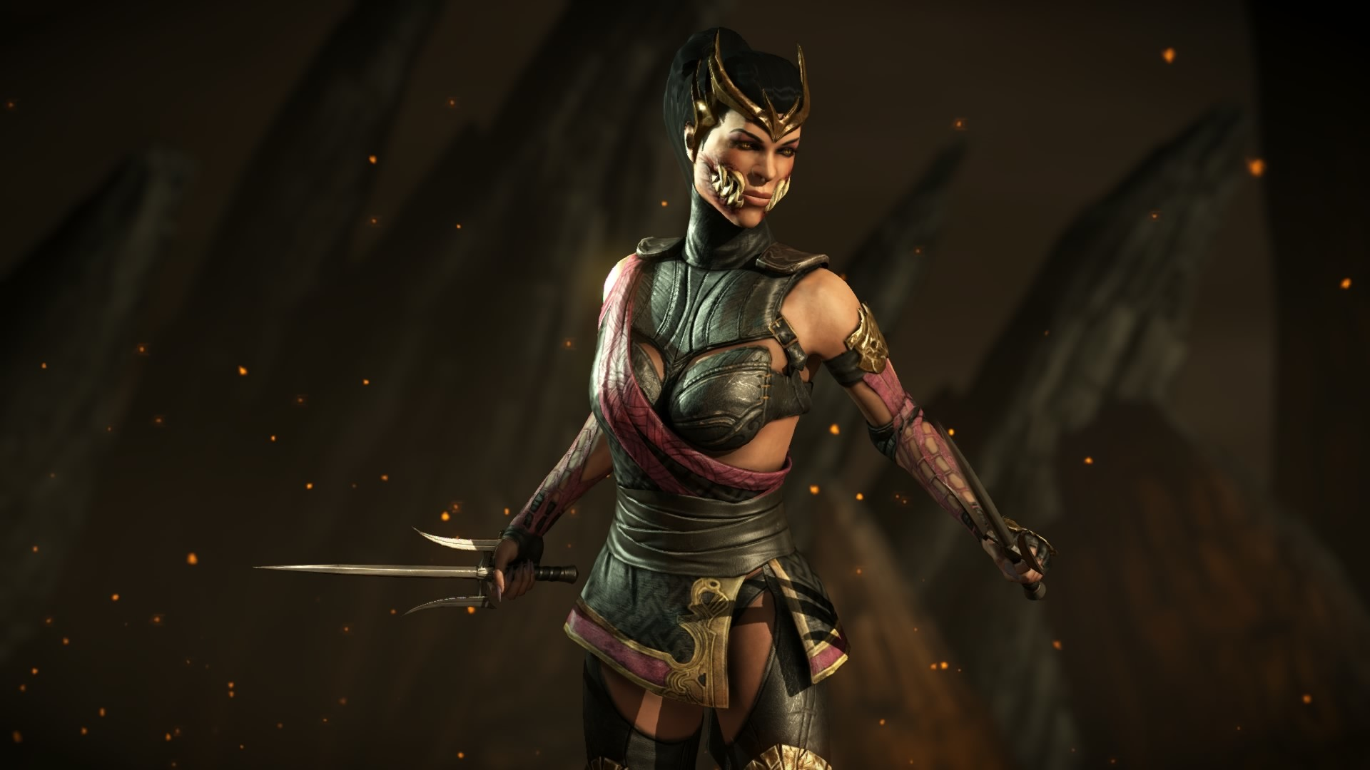 Mortal Kombat X Kitana Wallpaper (77+ images)