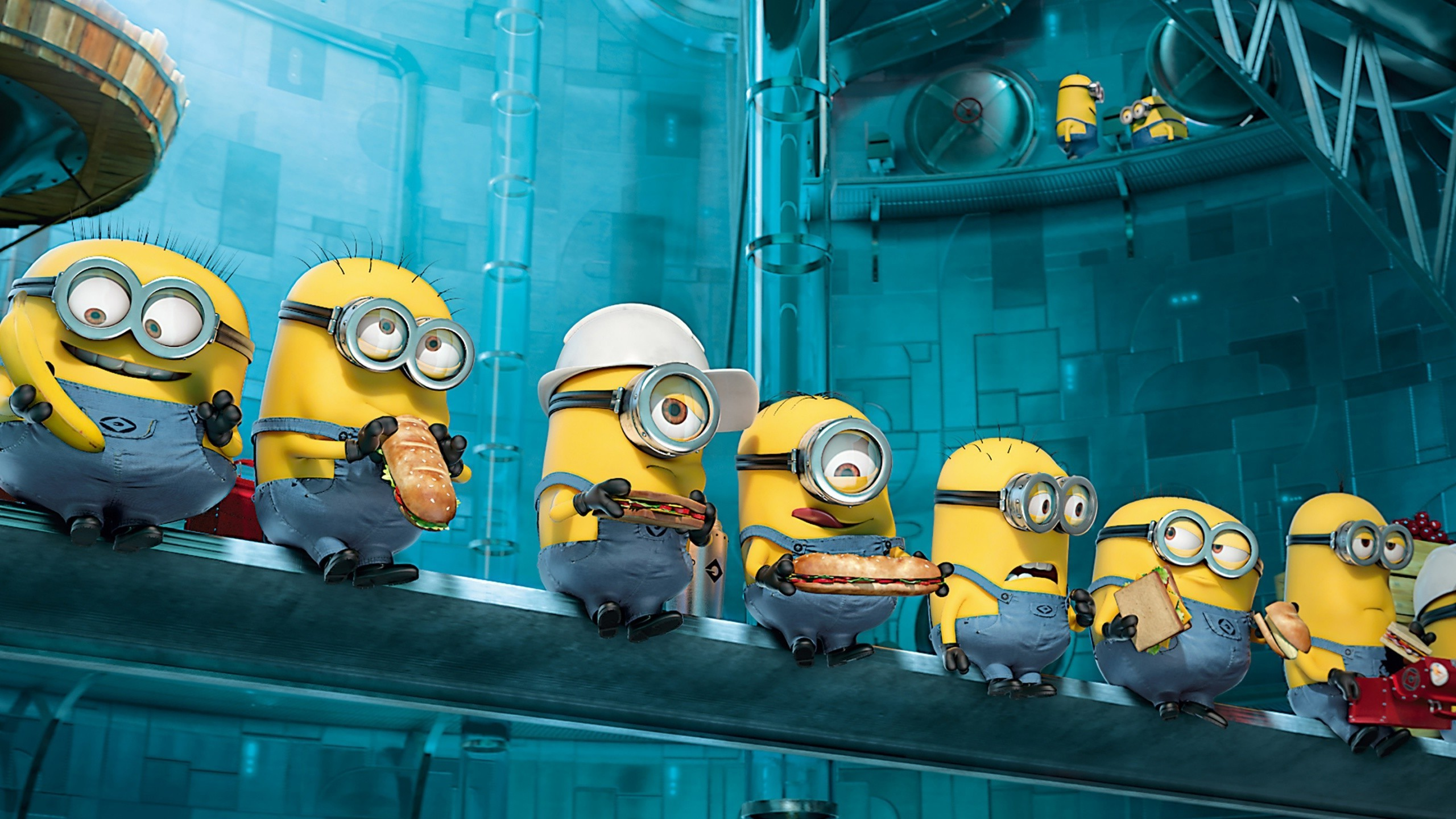 2560x1440 ... movies minions wallpapers hd desktop and mobile backgrounds ...