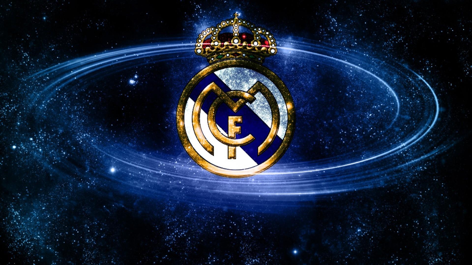 1920x1080 Download Fullsize Image · Real Madrid HD Logo Cool Soccer Wallpapers