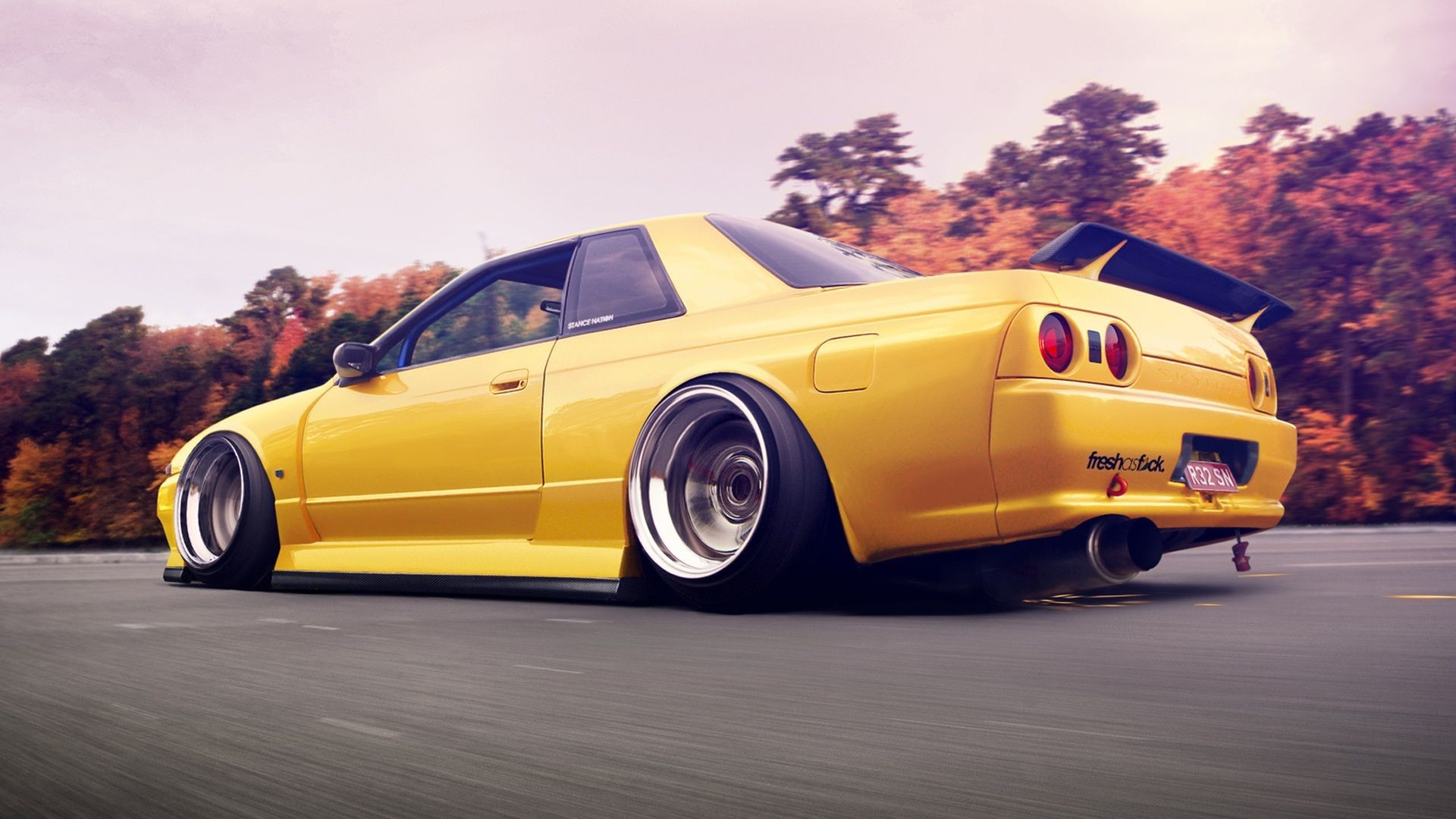 1920x1080 Nissan Skyline Wallpaper Collection For Free Download