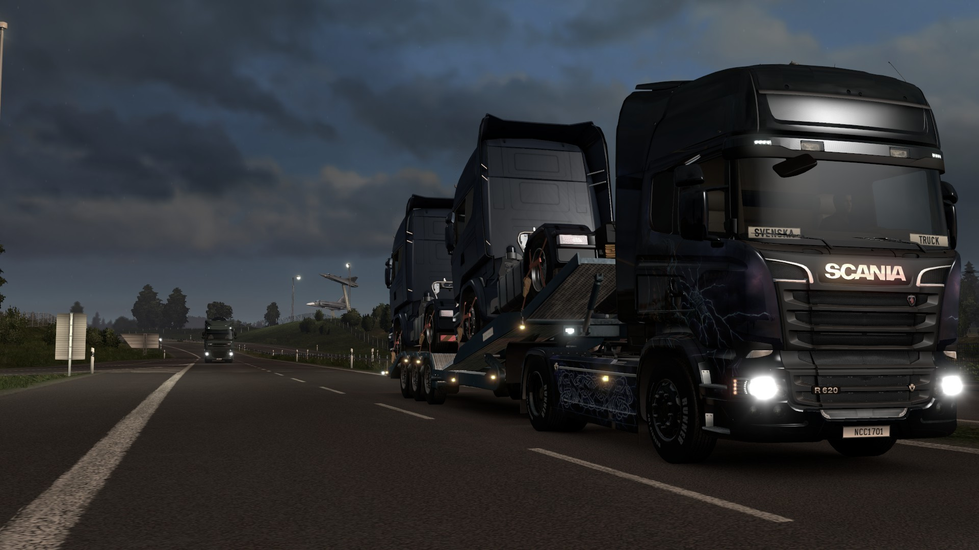 truck trucks wallpapers 1080p volvo resolution scania hd wm7 euro simulator absolutely cargo 1080 cool 1920 achievements steam community guide
