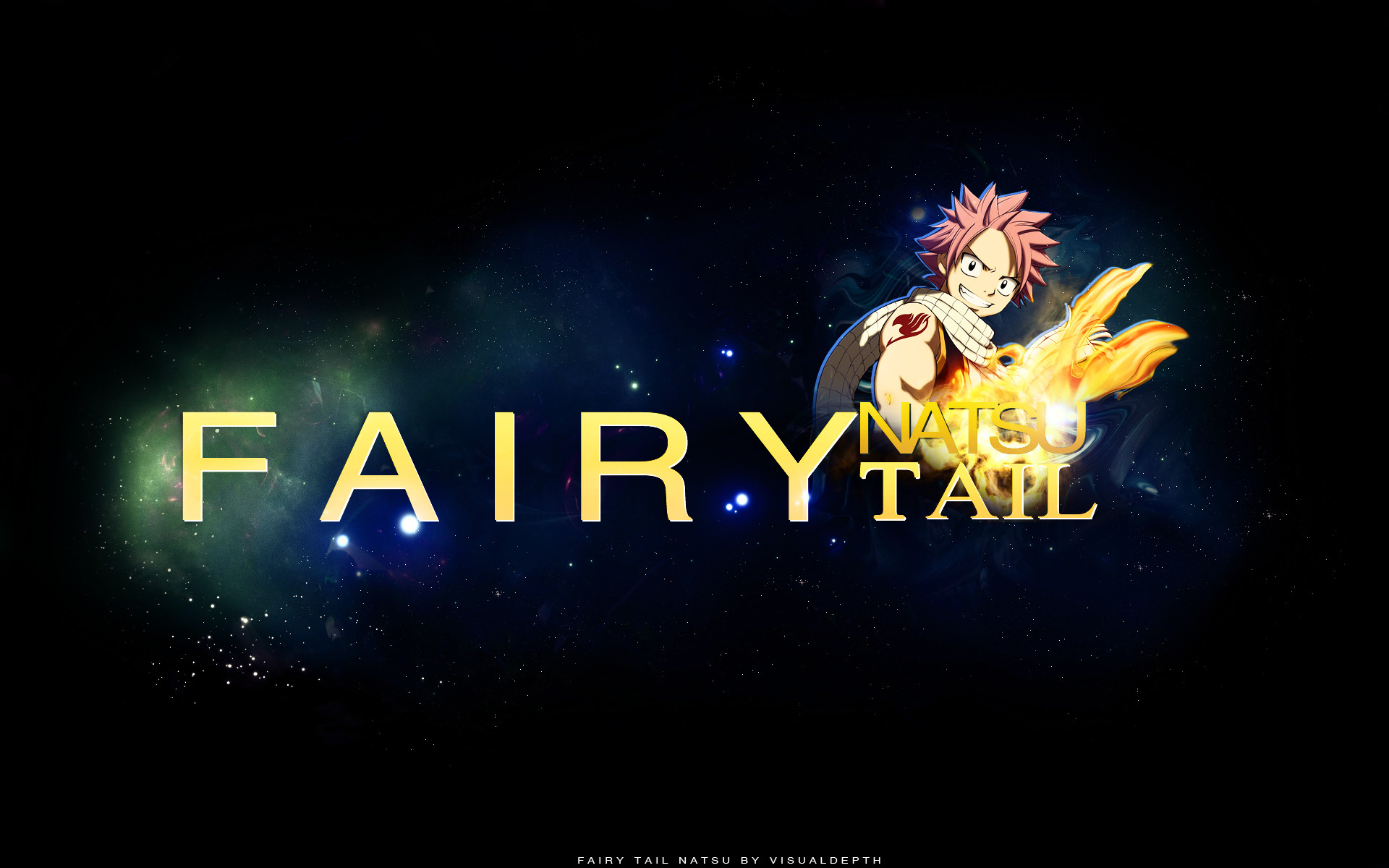 1920x1200 Fairy Tail wallpaper