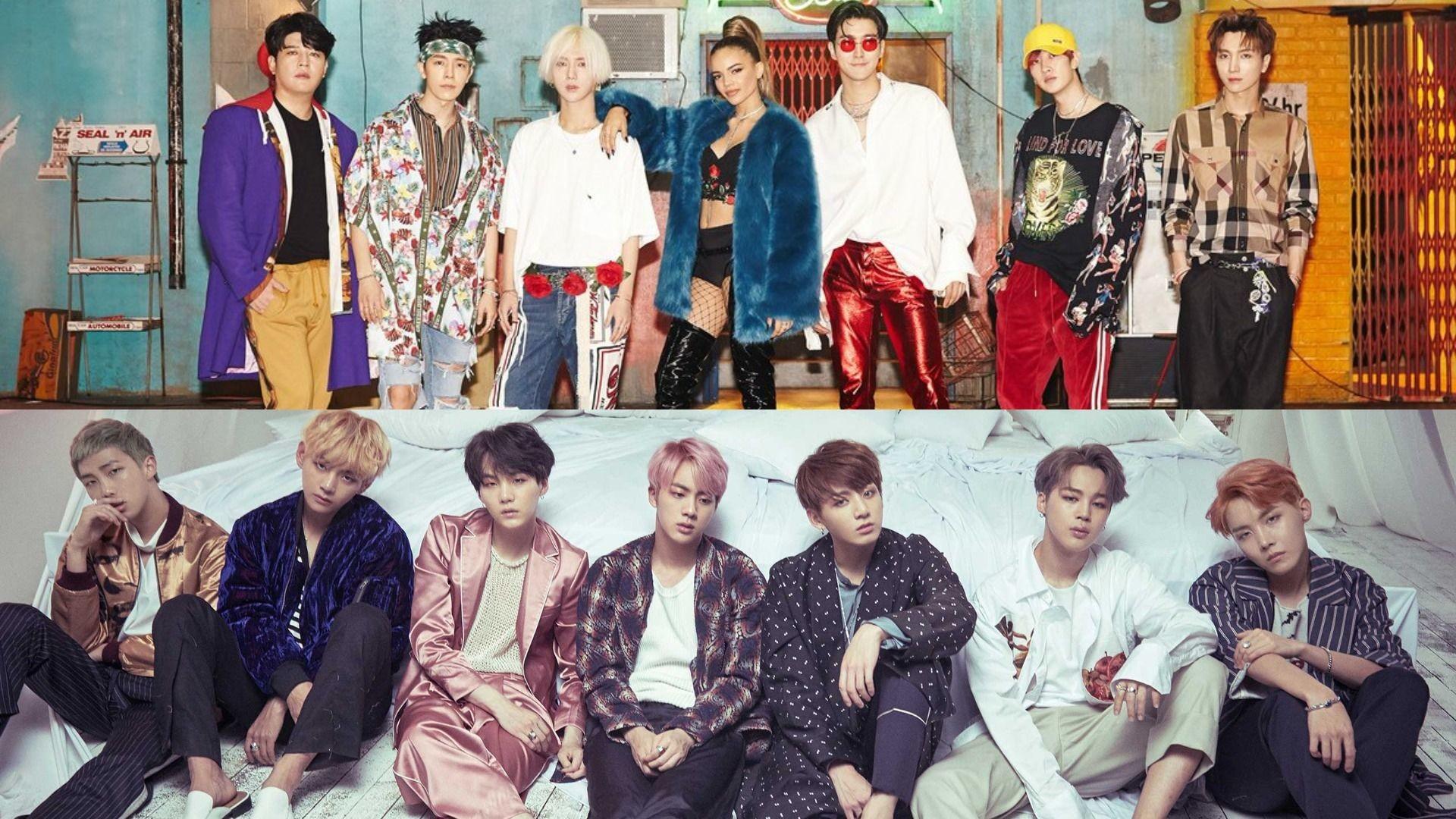 Super Junior Wallpaper 2018 75 Images