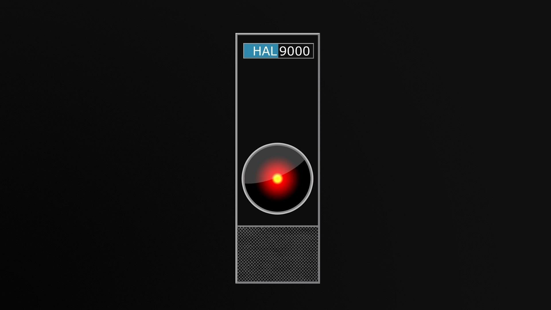 1920x1080 ... hal 9000 wallpaper ...
