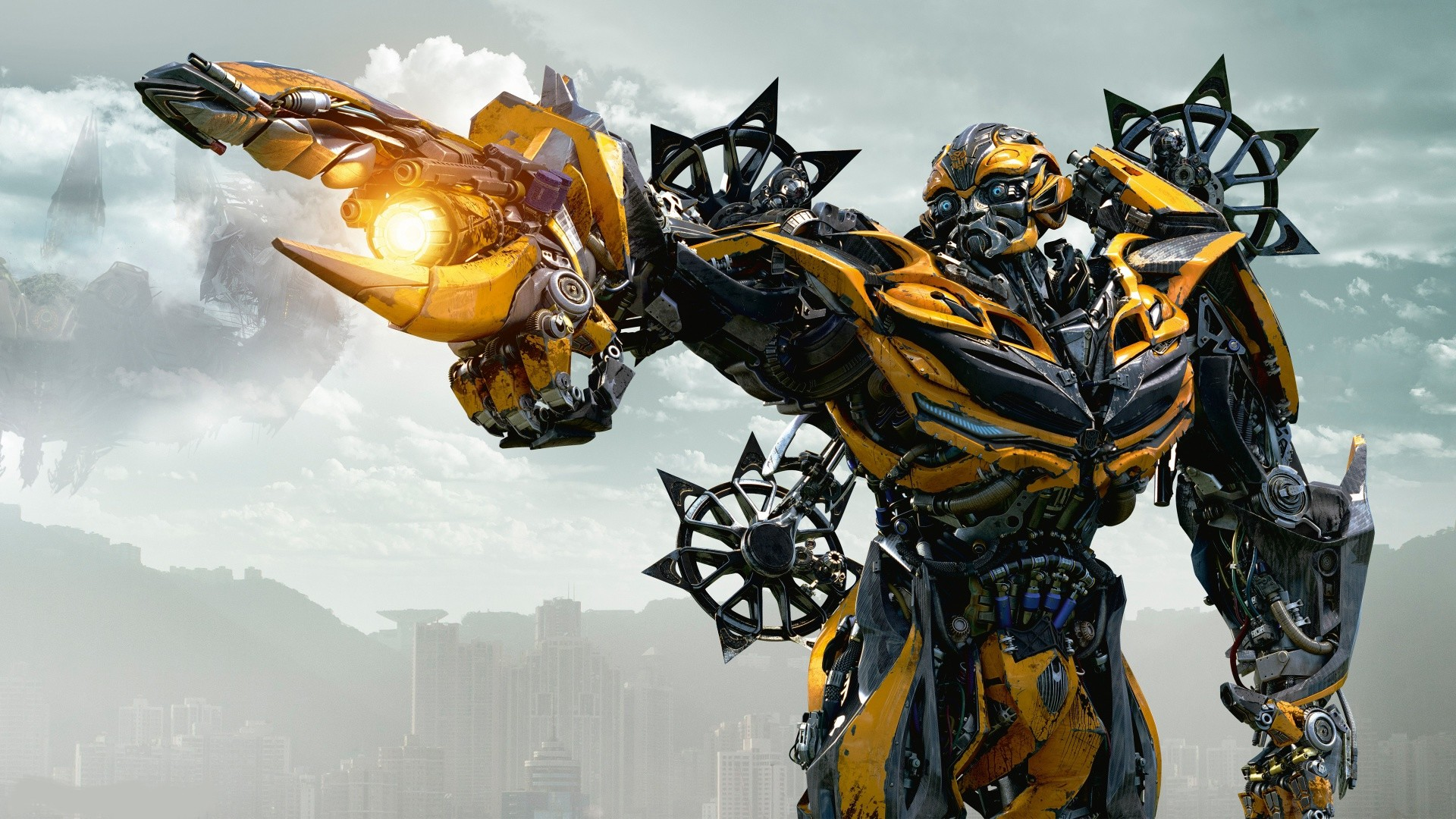1920x1080 bumblebee free hd wallpaper