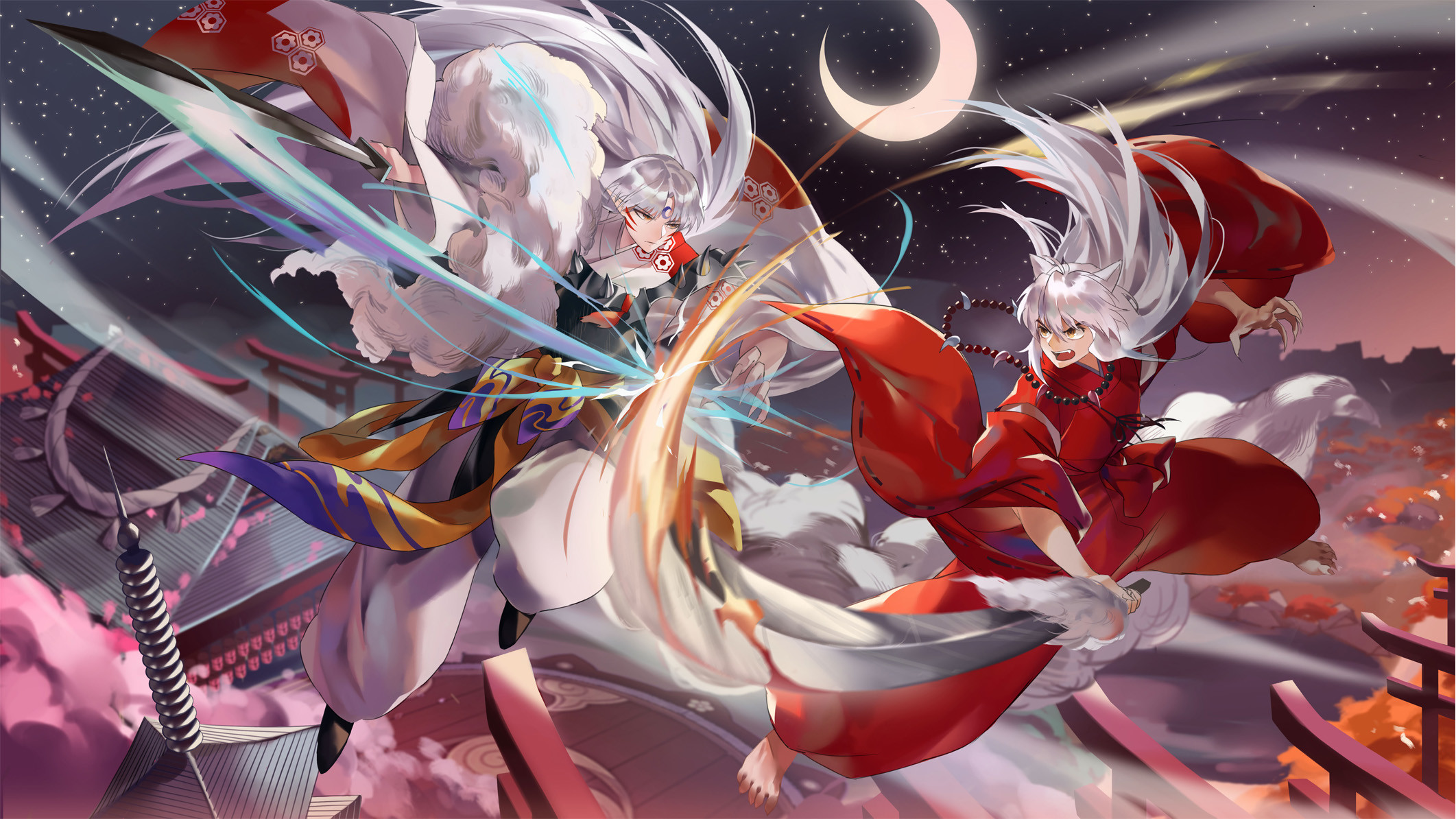 2123x1194 InuYasha HD Wallpaper | Hintergrund |  | ID:934091 - Wallpaper  Abyss