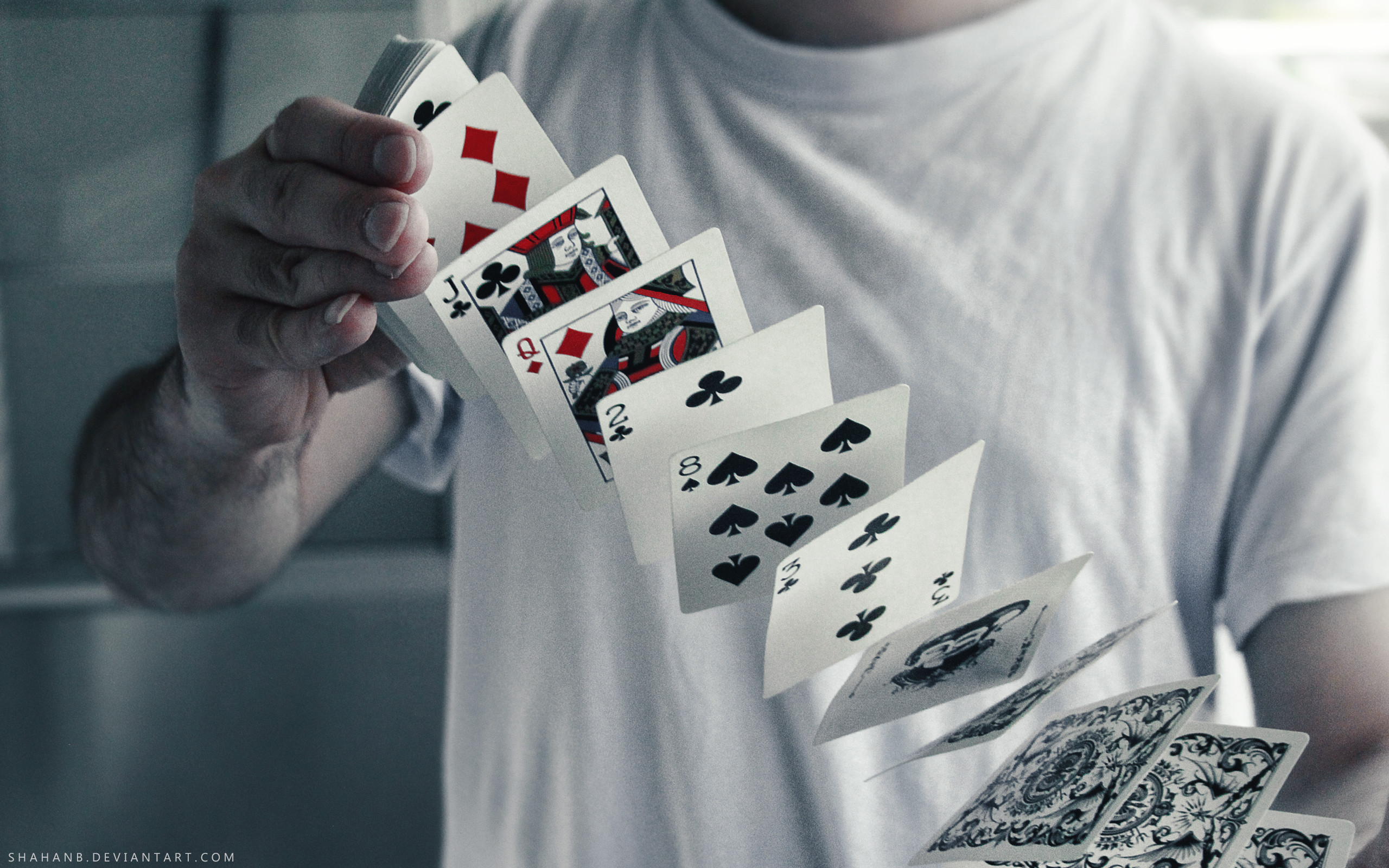 Playing Cards Wallpaper 1920x1080 (71+ Images