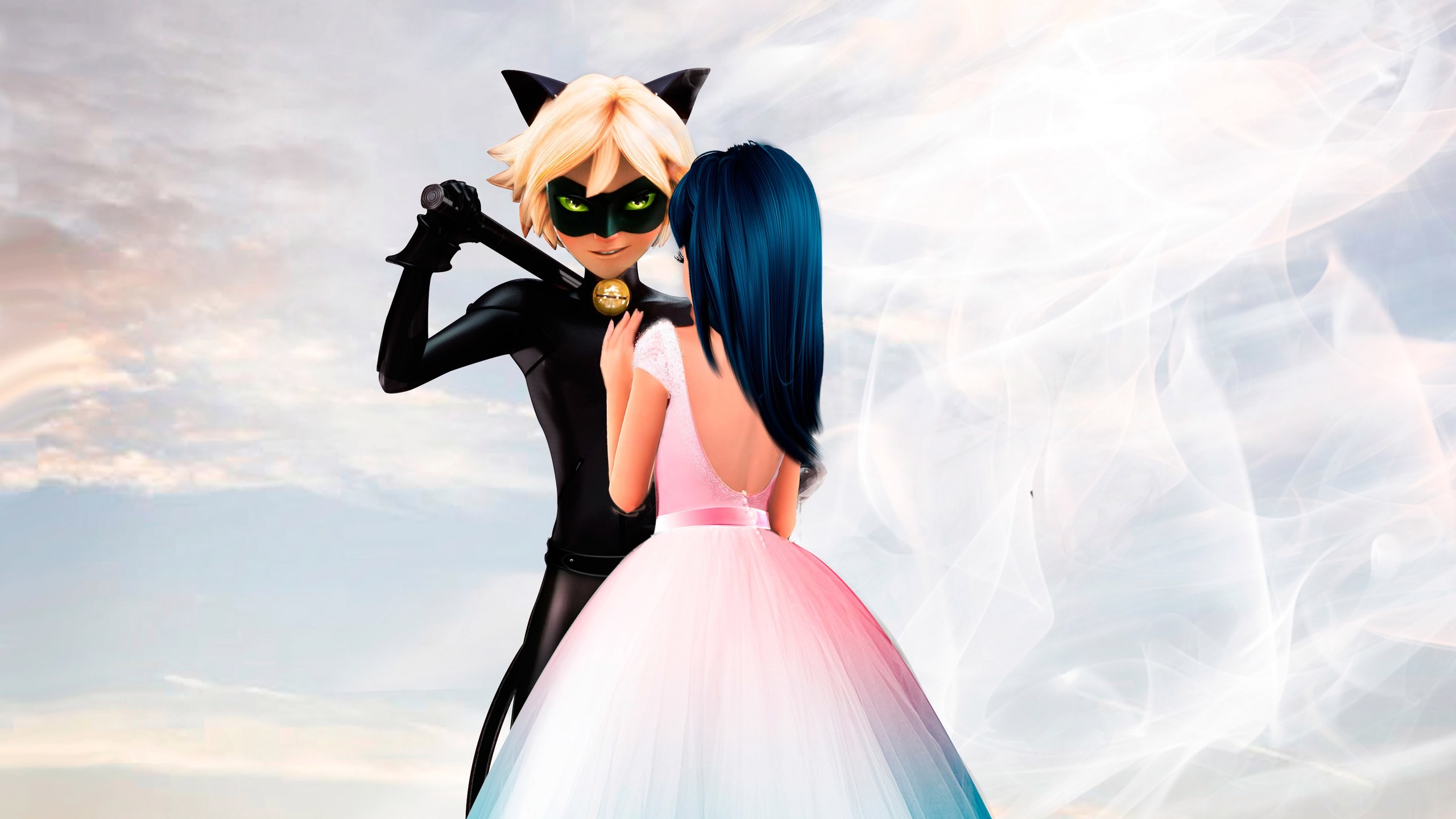 Ladybug And Chat Noir Wallpaper 75 Images
