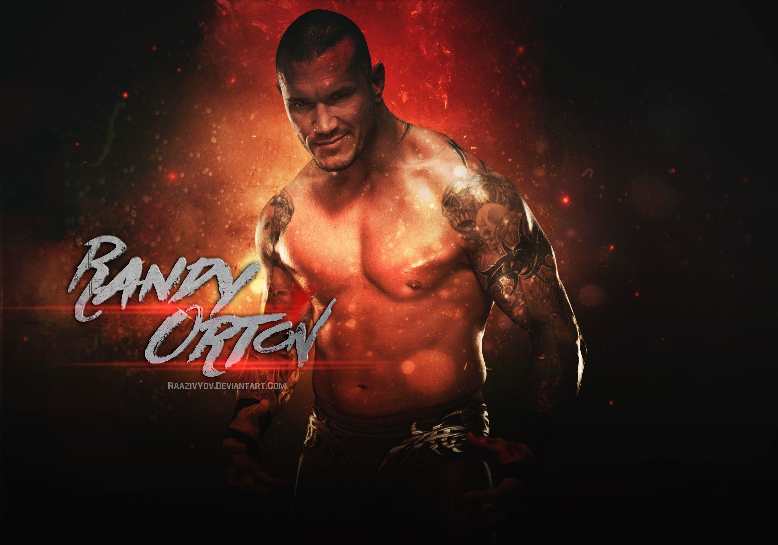 2678x1877 Randy Orton Wallpaper by RaazivYdv on DeviantArt