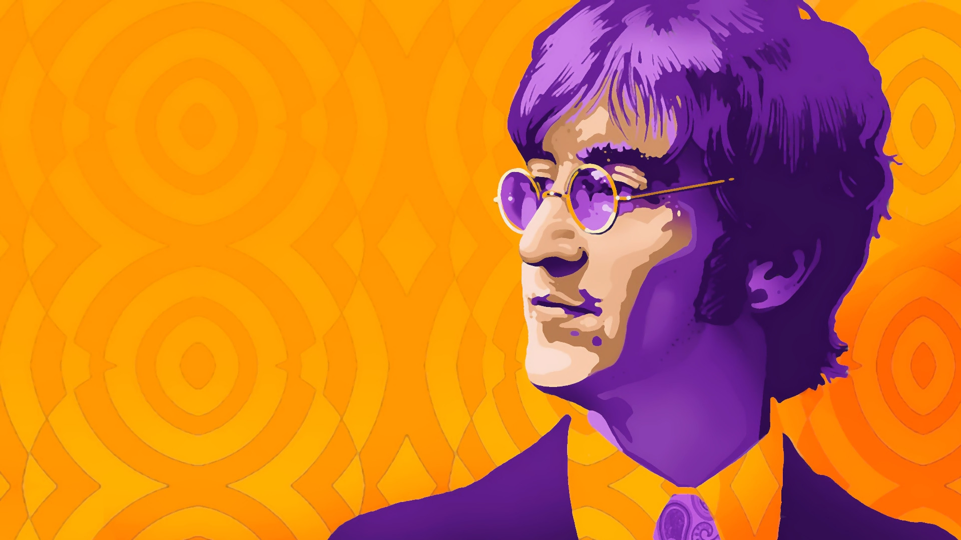 John Lennon Wallpaper