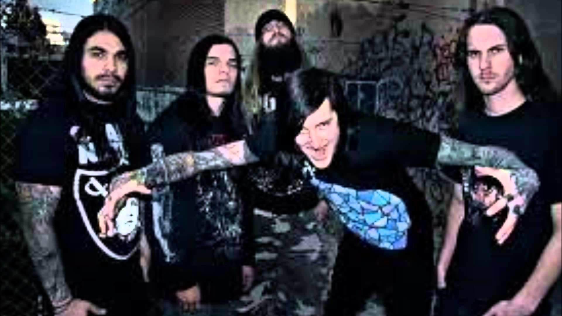Suicide Silence Mitch Lucker Wallpaper (68+ images)