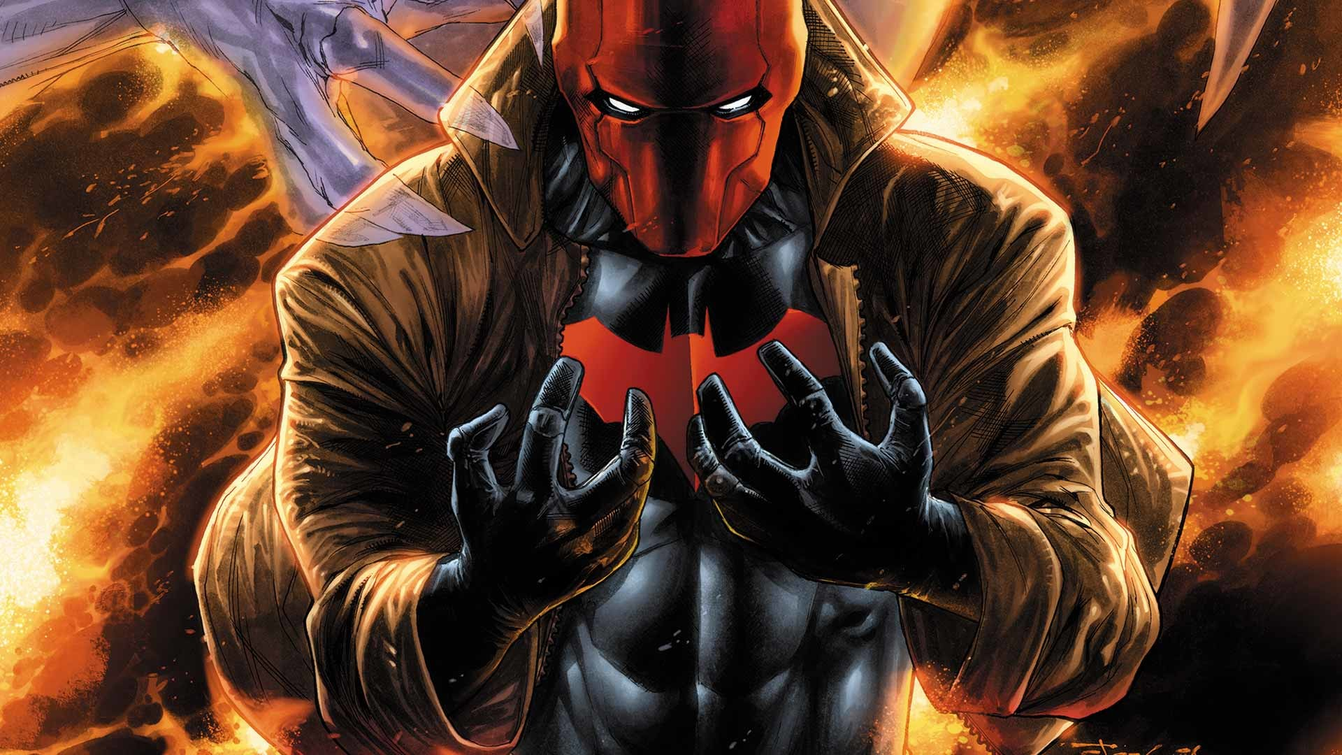 Red hood wallpaper hd 79 images - Hood cartoon wallpaper ...