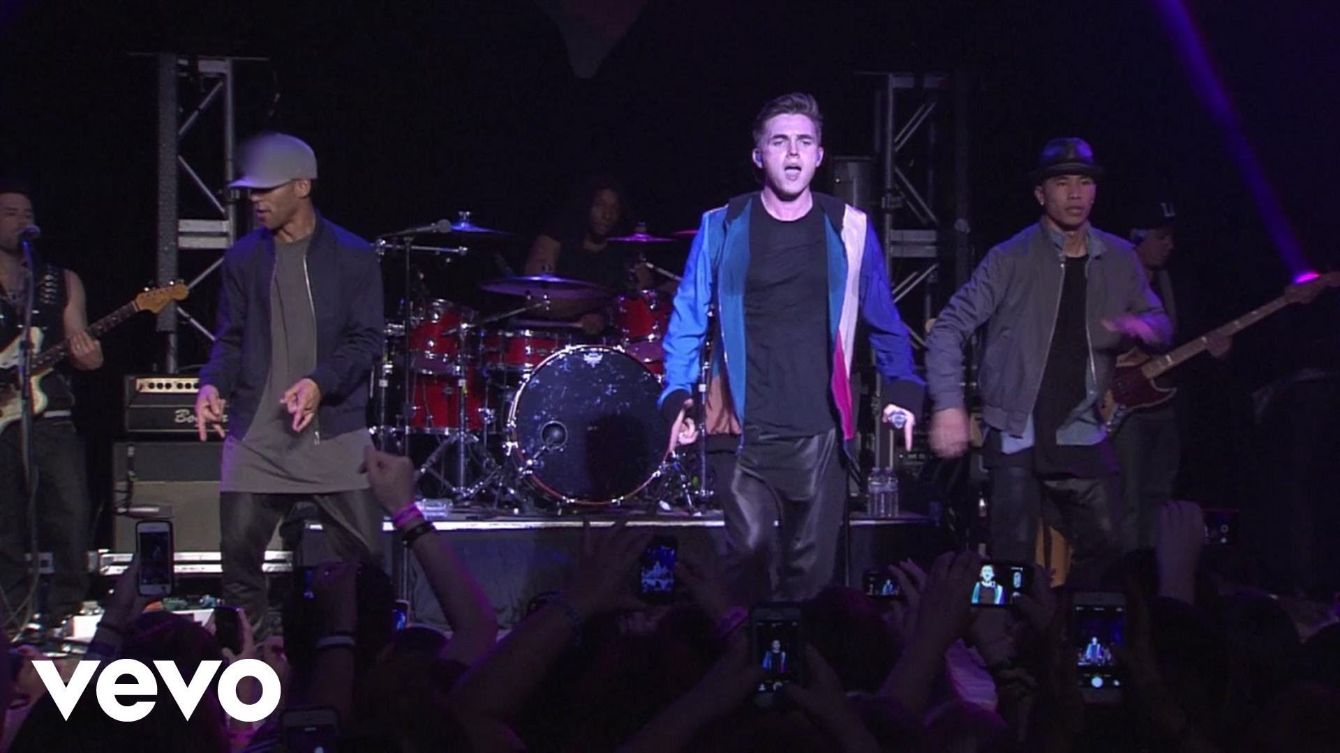 1920x1080 Jesse McCartney - Superbad (Live on the Honda Stage)