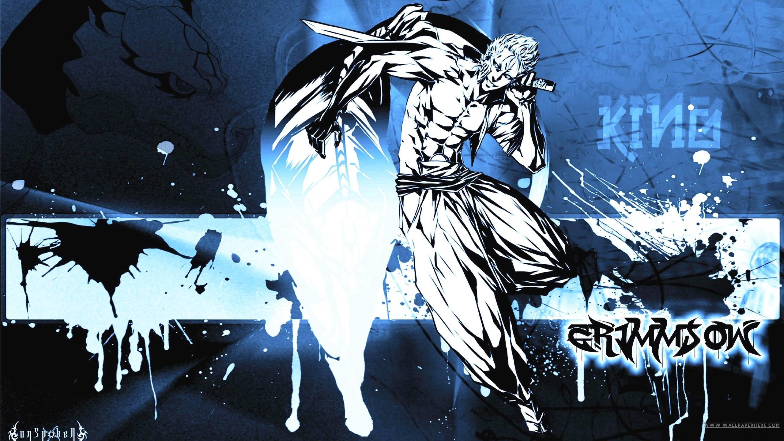 2560x1440 Wallpapers Bleach Espada Wallpaper