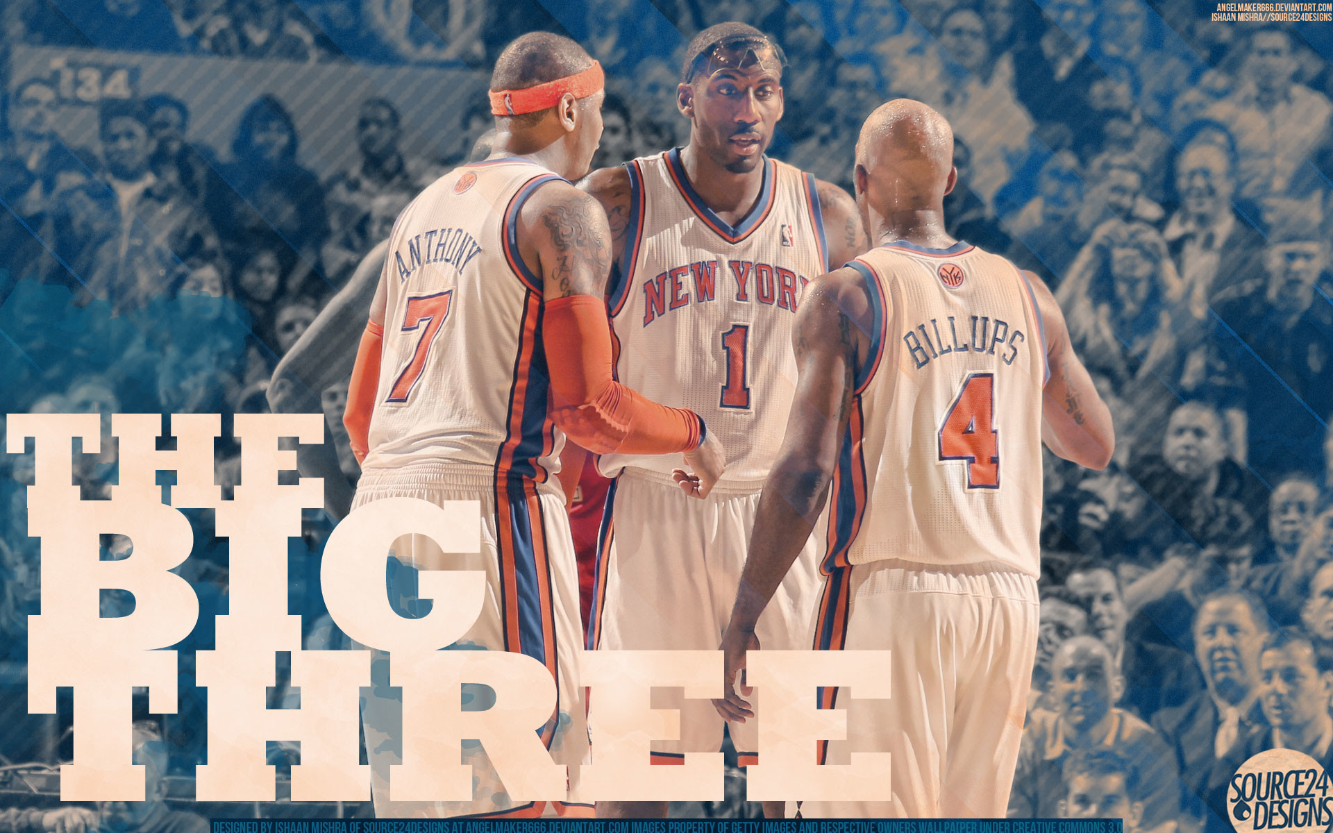 1920x1200 Melo Stat Billups Knicks Widescreen Wallpaper