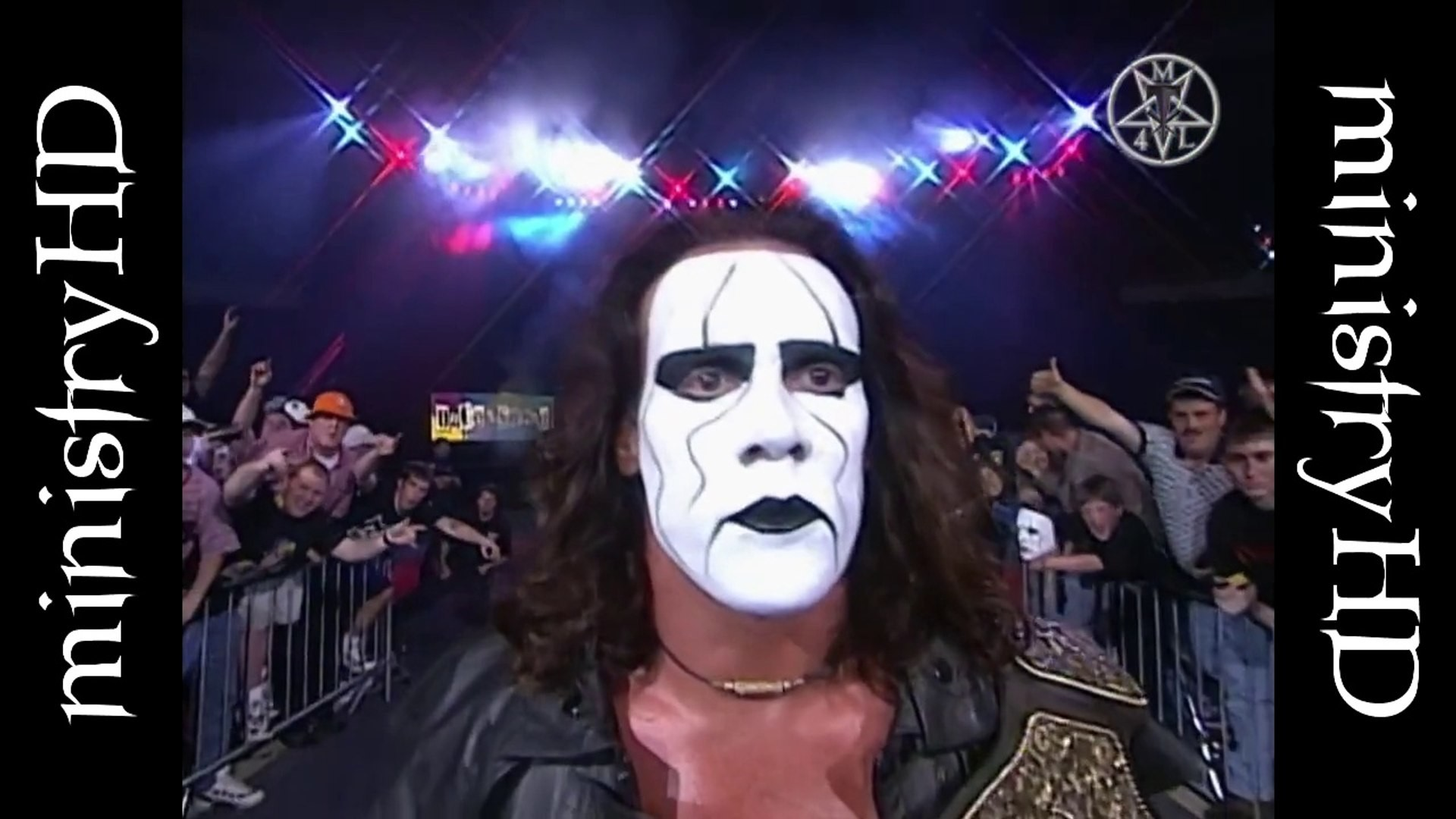 1920x1080 The Sting Crow Era Vol. 72 | Sting vs Scott Hall WCW Title Match 3/15/98
