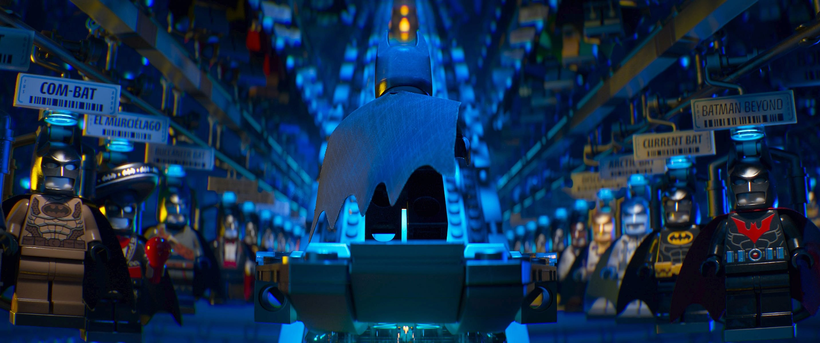 The Lego Batman Movie Wallpapers 80 Images