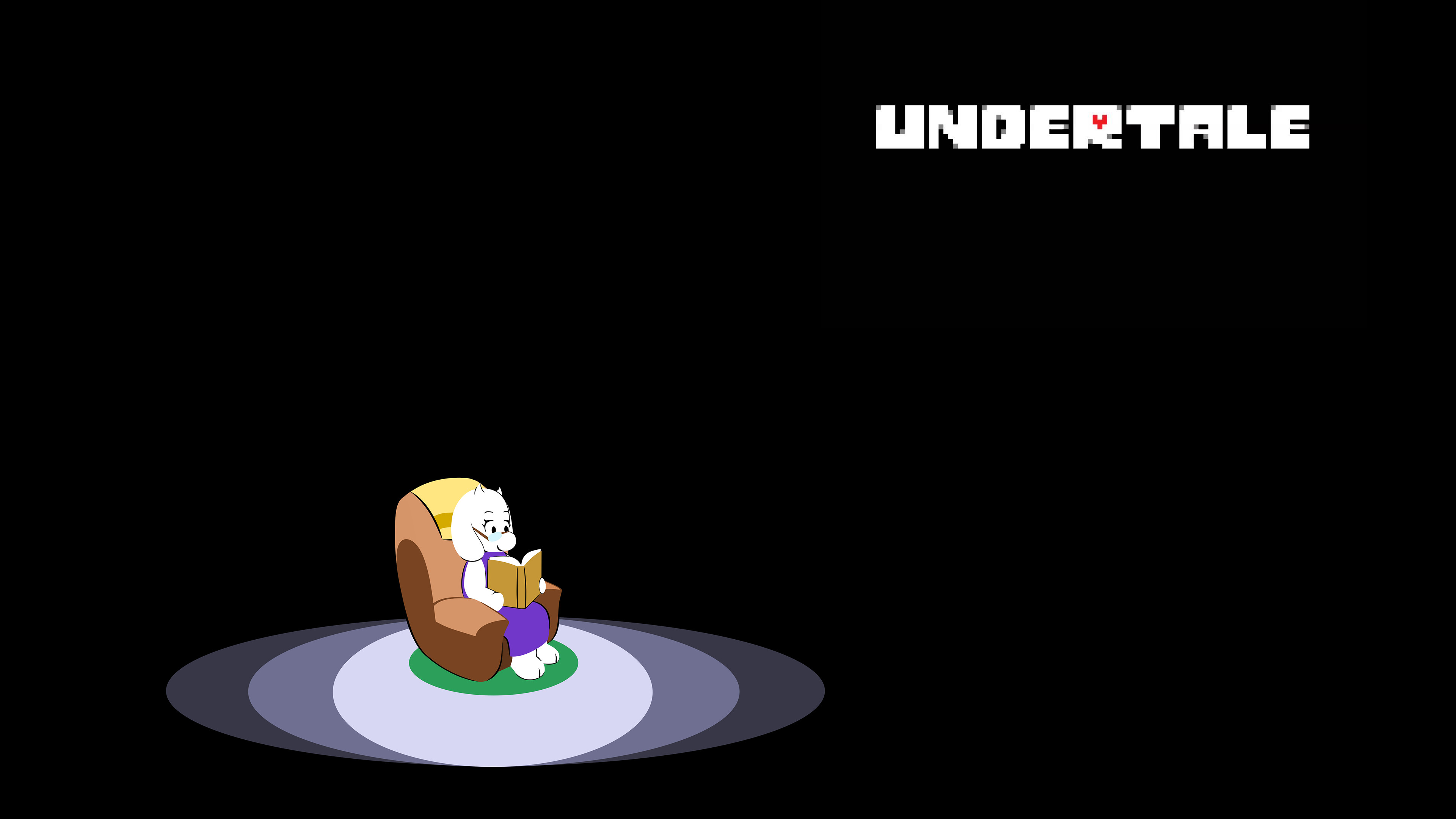 3840x2160 undertale live wallpaper download #810779
