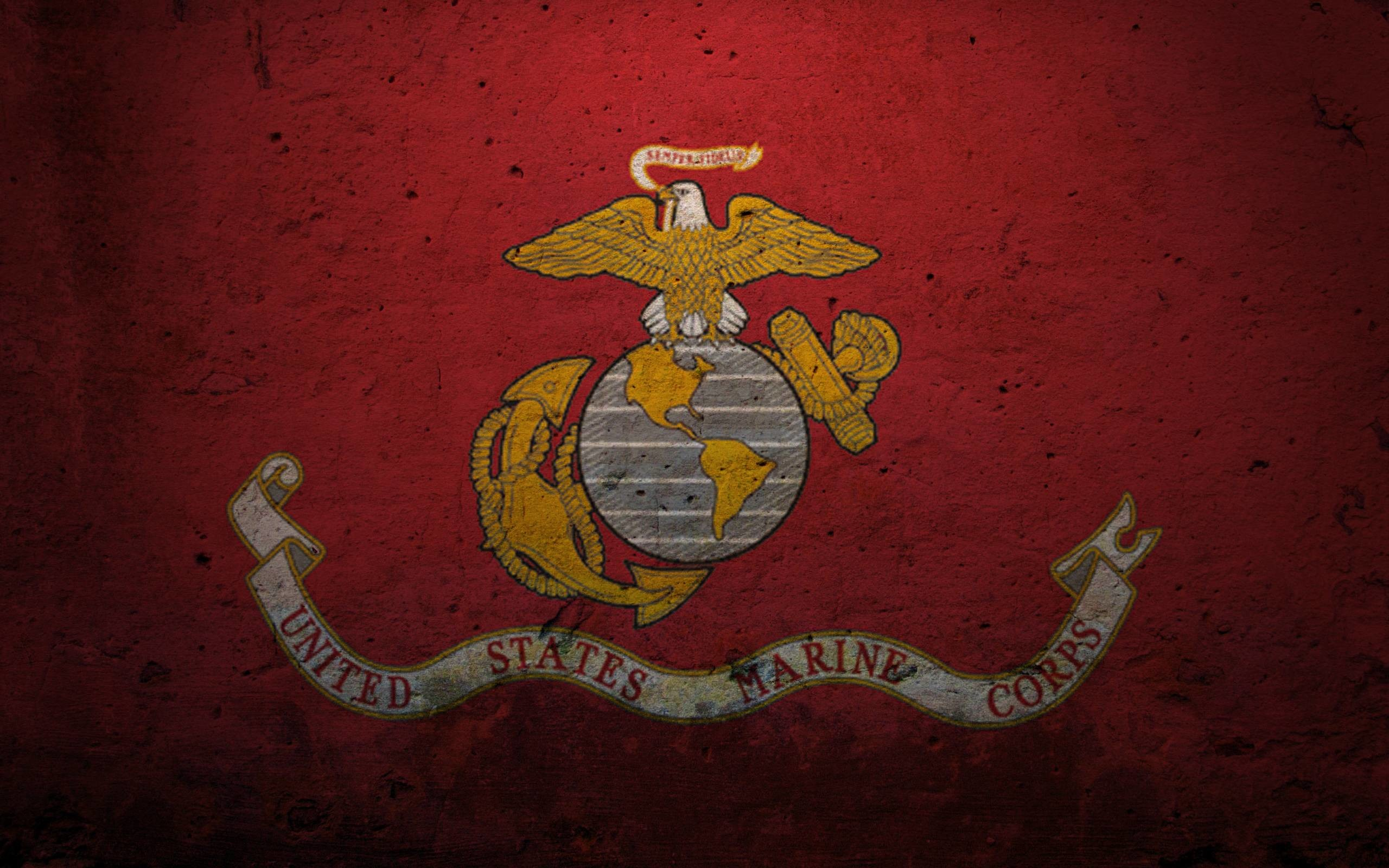 2560x1600 Usmc Desktop Wallpaper