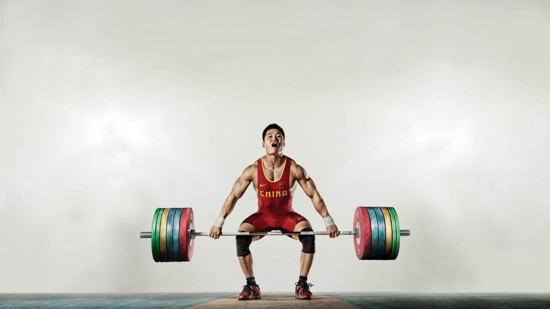1920x1080 Wallpapers For > Olympic Weight Lifting Wallpaper