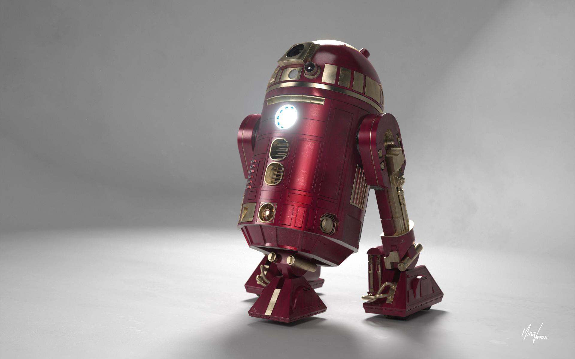 R2d2 And C3po Wallpaper Star Wars R2D2 Wallpap...