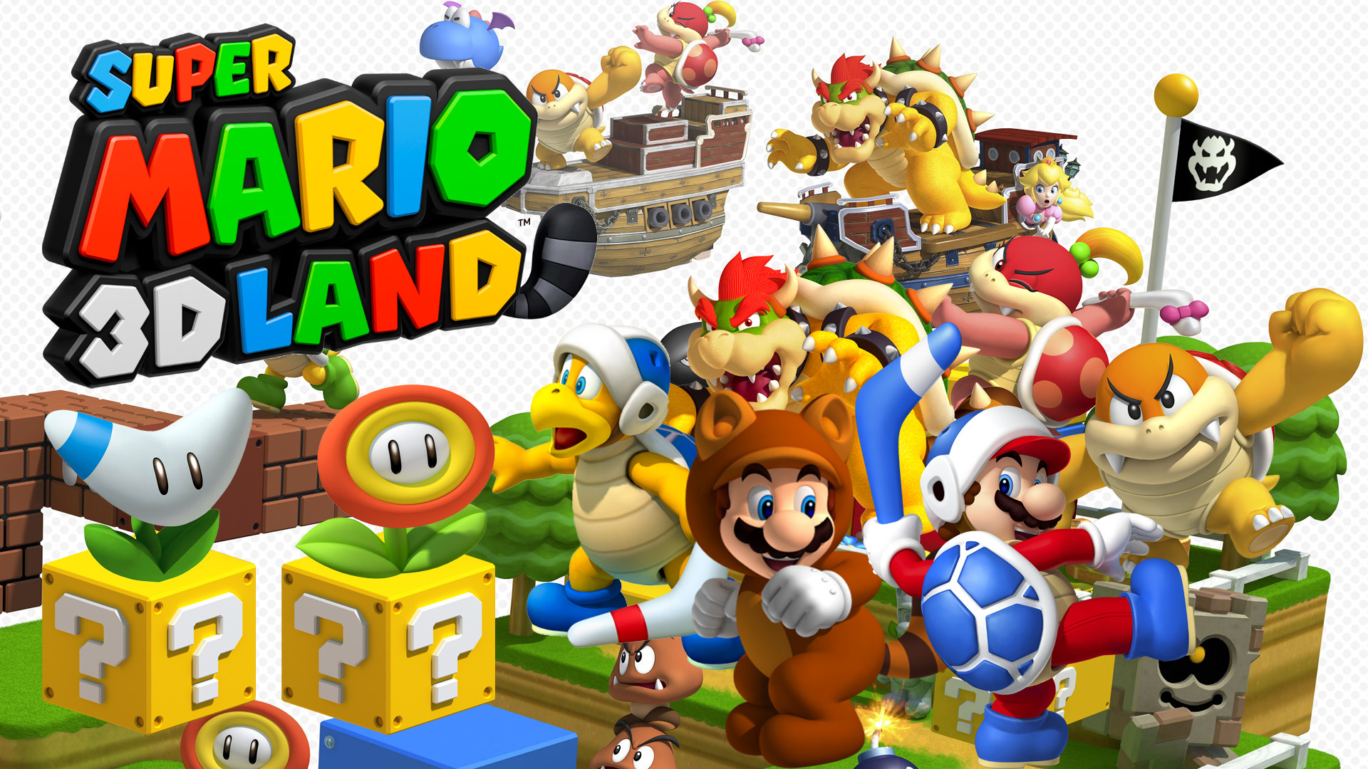 1920x1080 super mario 3d land wallpaper 5035