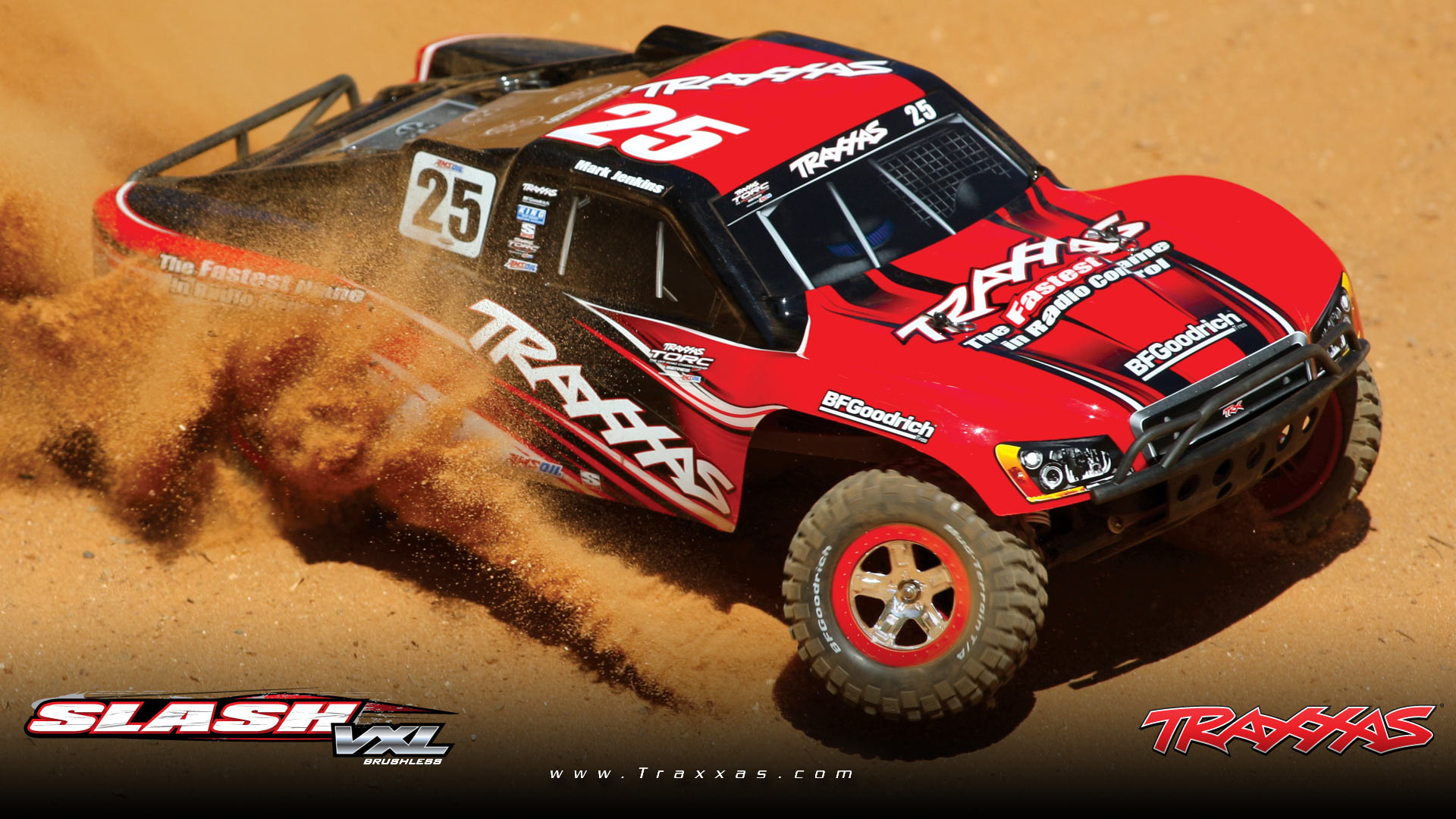 1920x1080 Traxxas Slash wallpaper