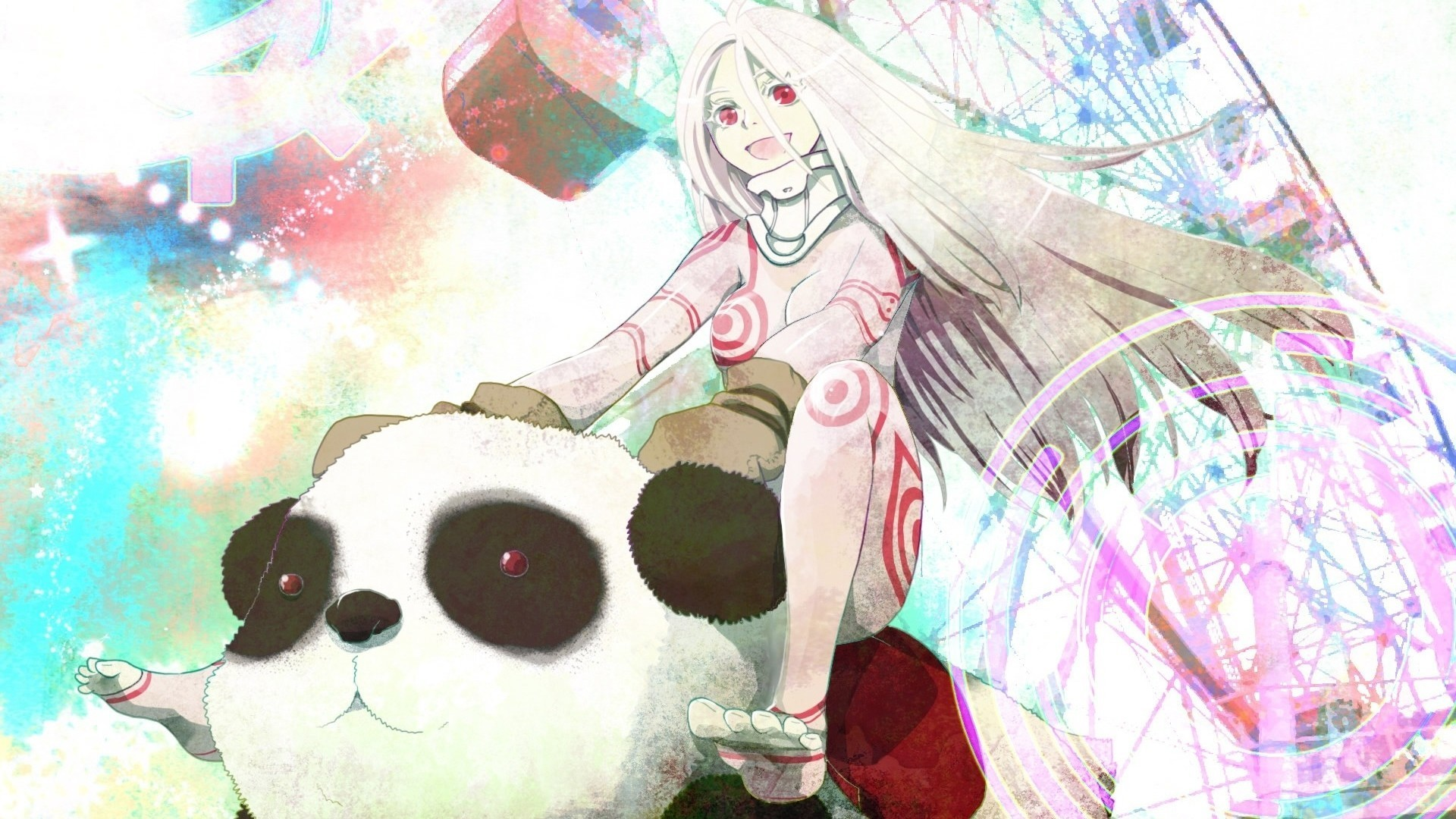 1920x1080 Deadman Wonderland, Shiro