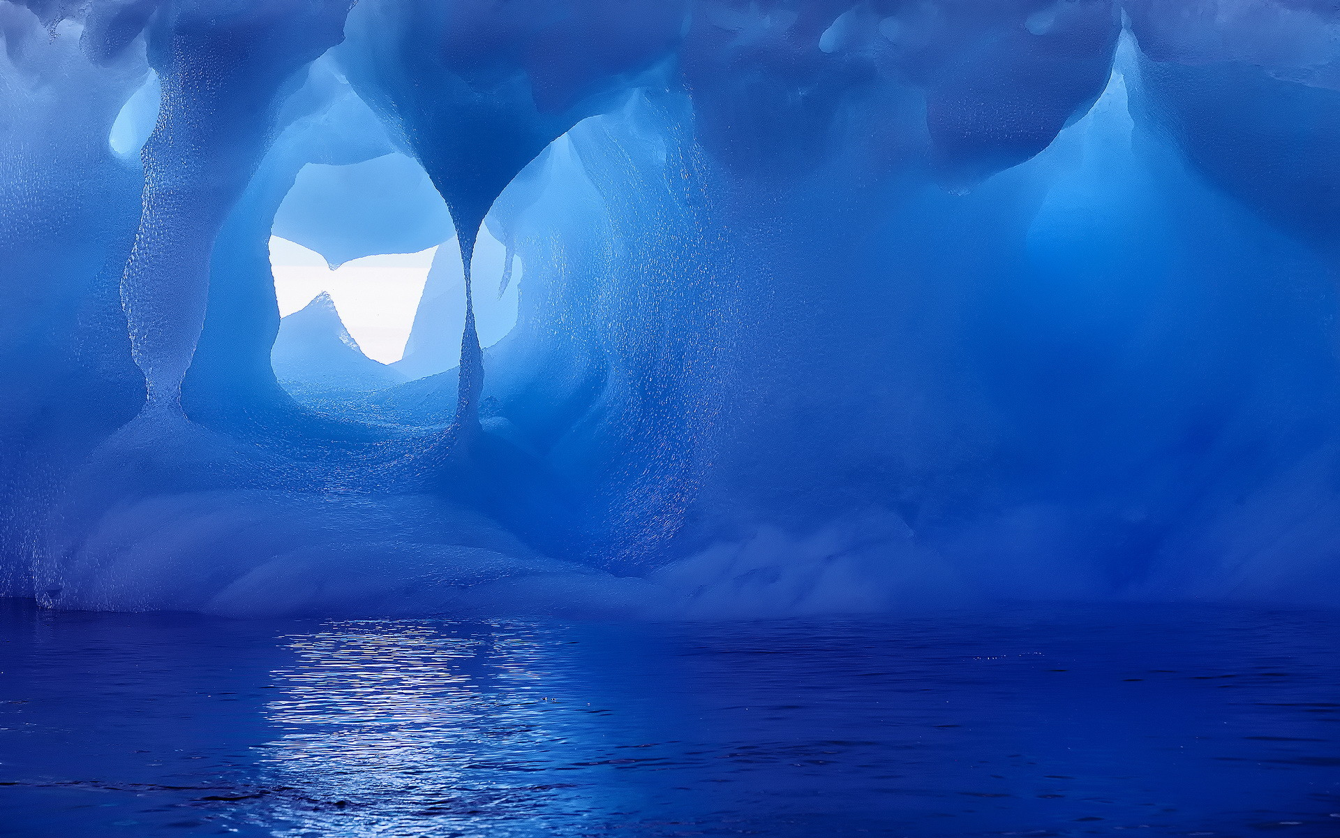 1920x1200 Ice Cave Wallpaper Free 46022 HD Pictures | Top Background Free