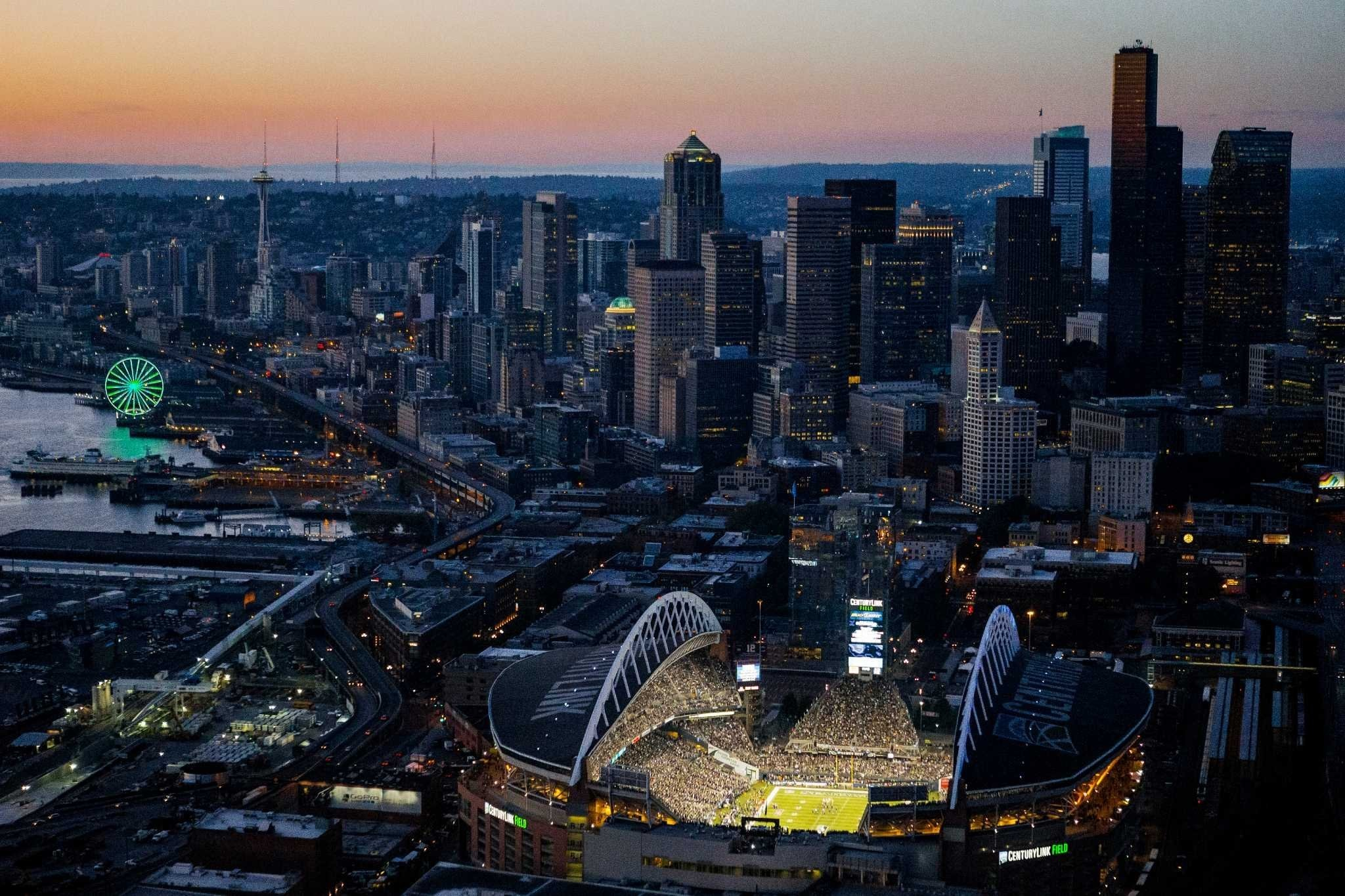 2048x1365 Seattle Seahawks Stadium Wallpapers